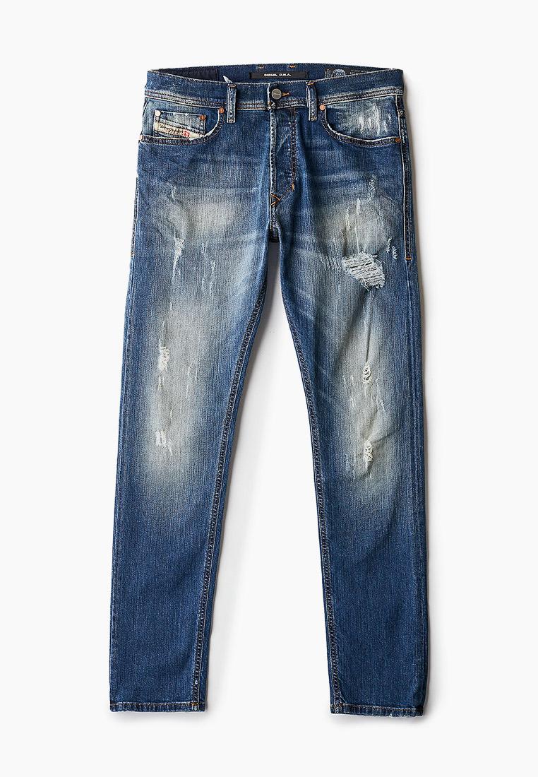 Мужские зауженные джинсы Diesel (Дизель) 00CKRH084UW