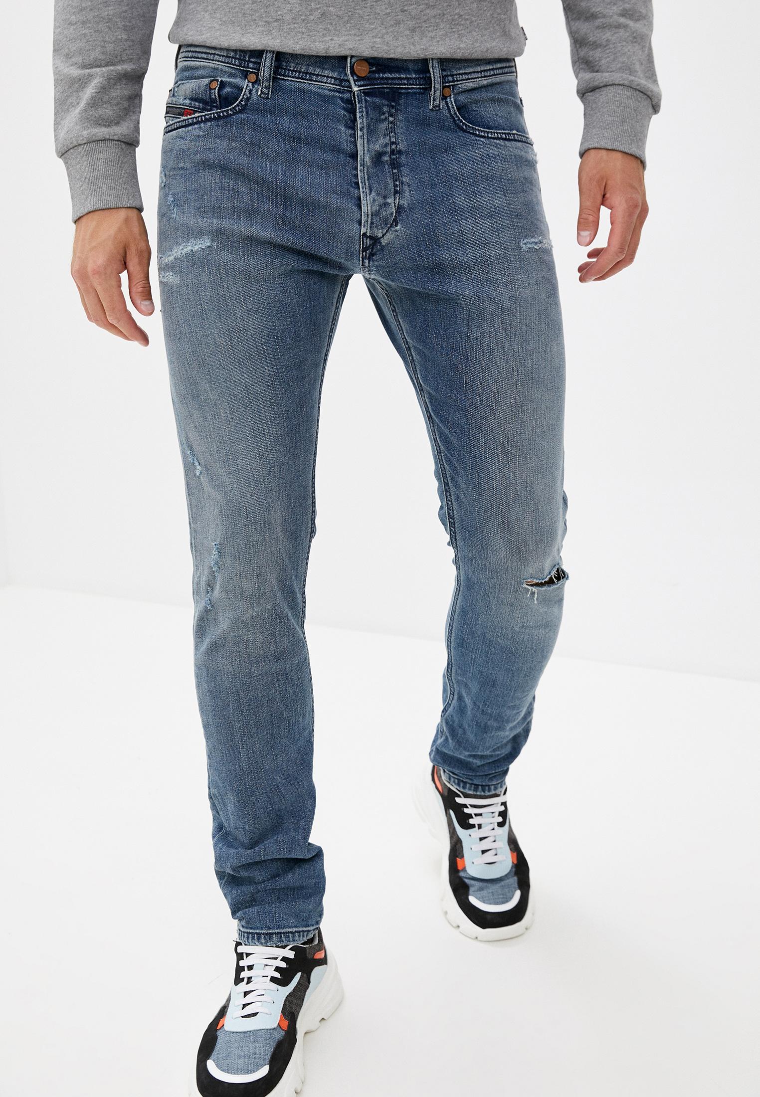 Зауженные джинсы Diesel (Дизель) 00CKRH084VI