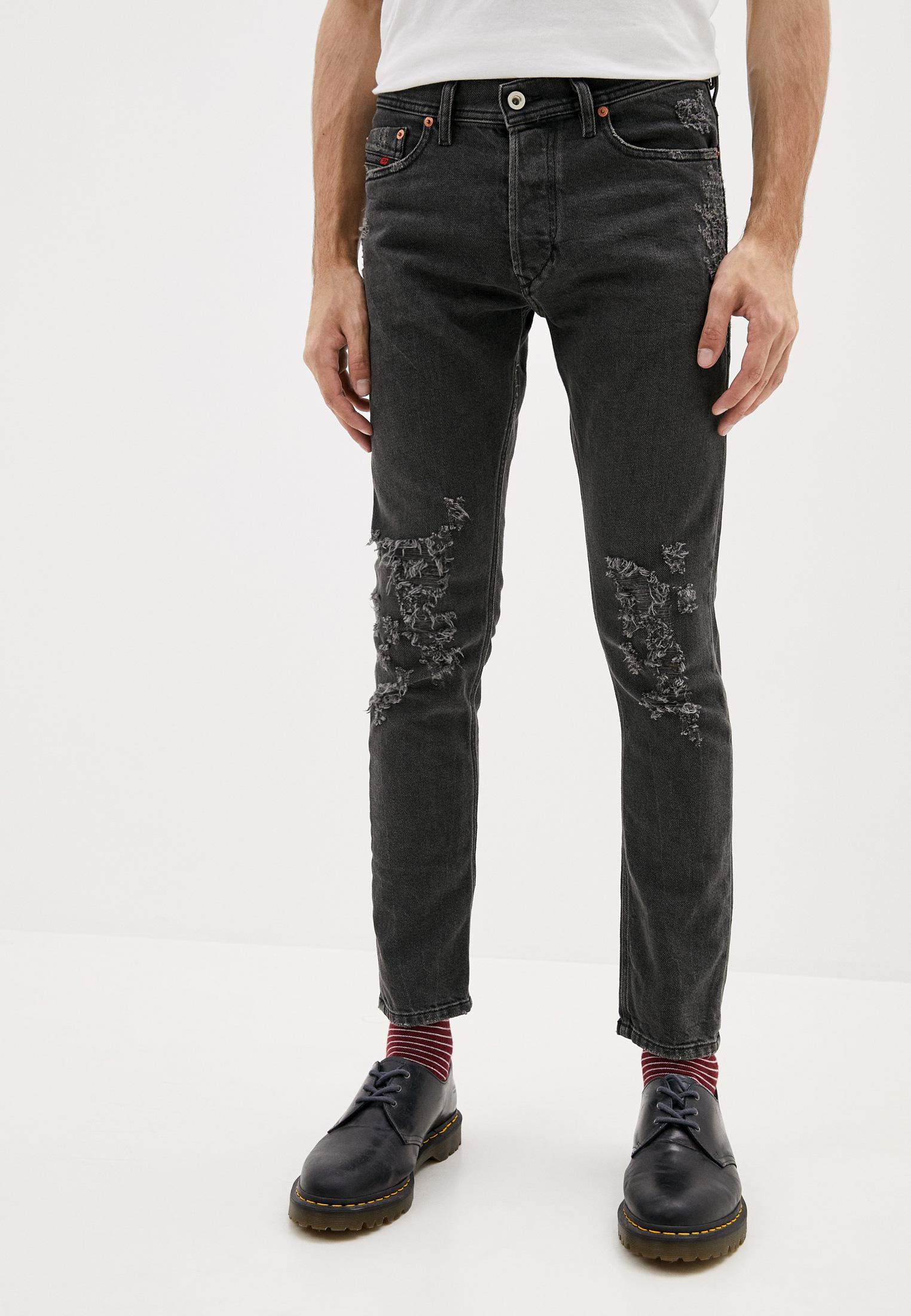 Зауженные джинсы Diesel (Дизель) 00CKRH085AJ