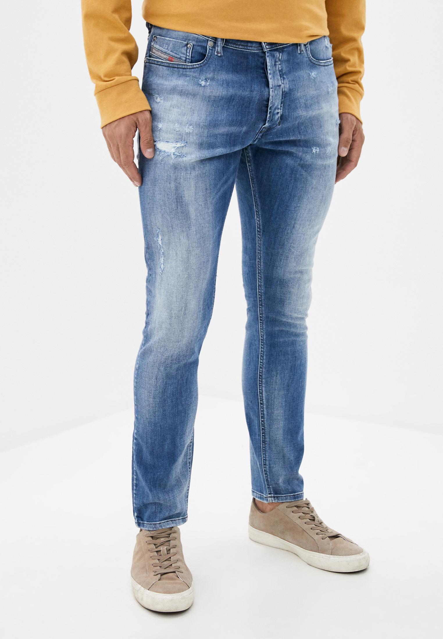 Зауженные джинсы Diesel (Дизель) 00CKRHRQ48P