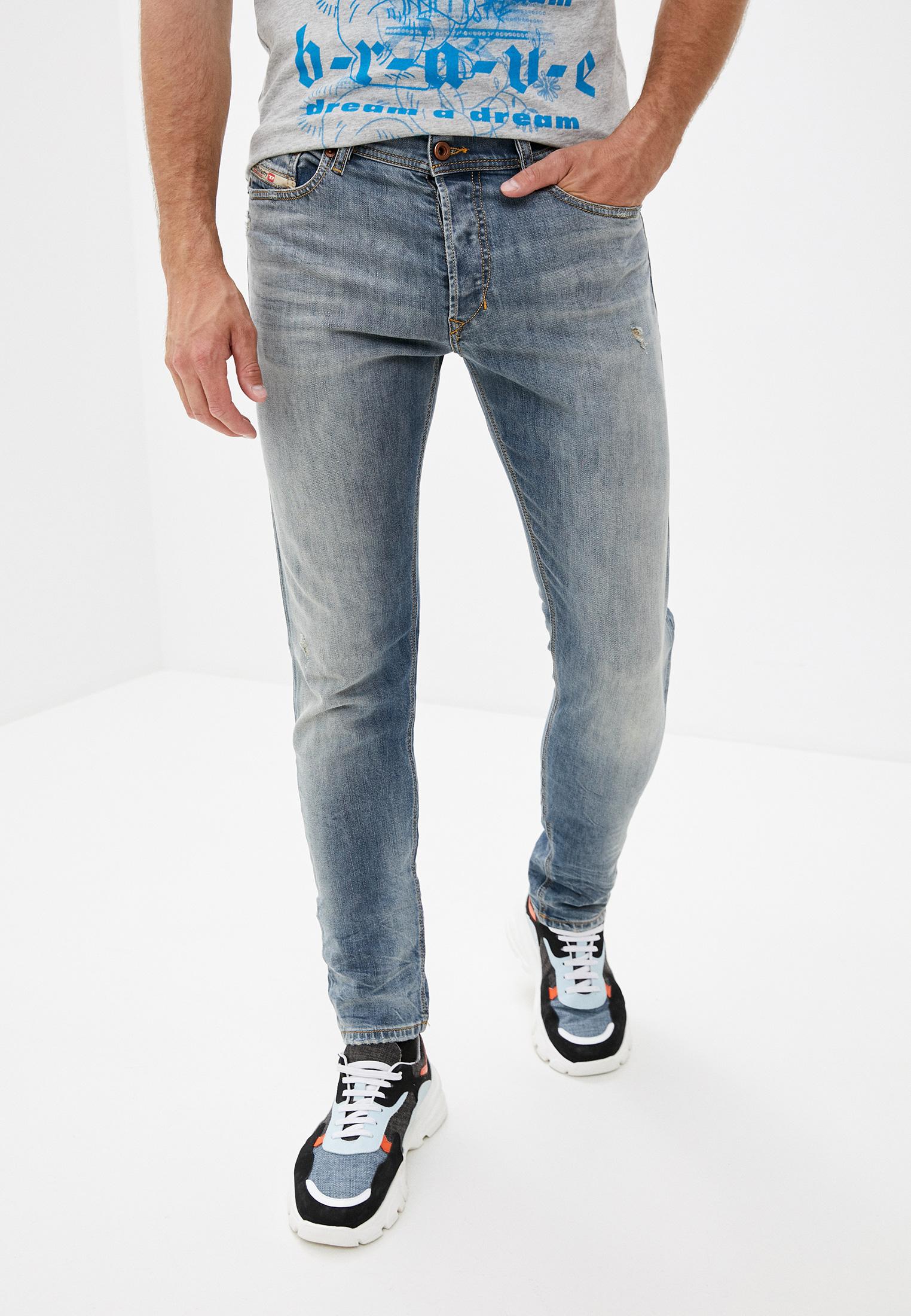 Зауженные джинсы Diesel (Дизель) 00CKRJ084UK