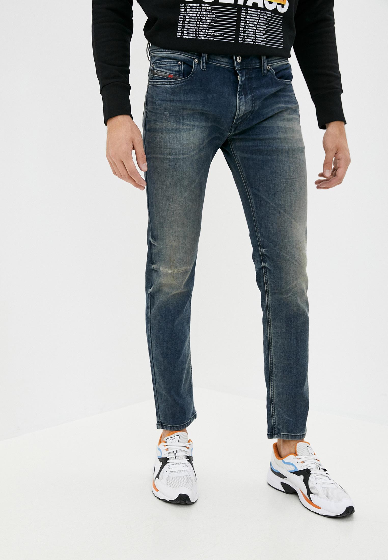 Зауженные джинсы Diesel (Дизель) 00SECFR78U6