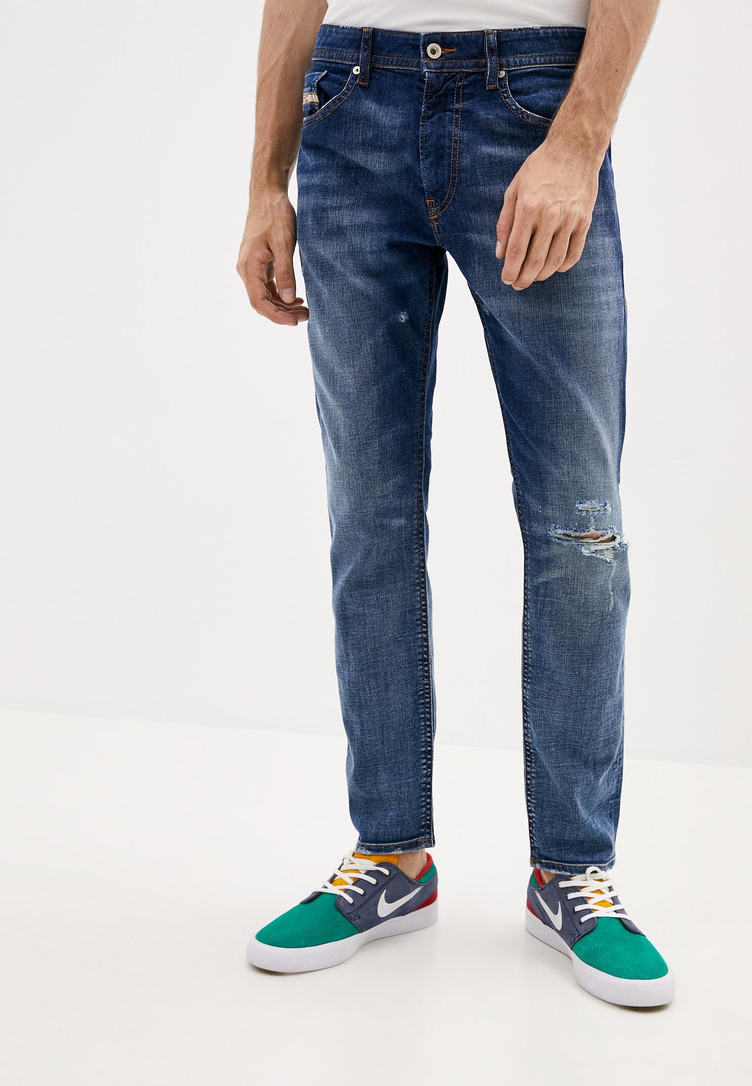 Зауженные джинсы Diesel (Дизель) 00SW1P084TW