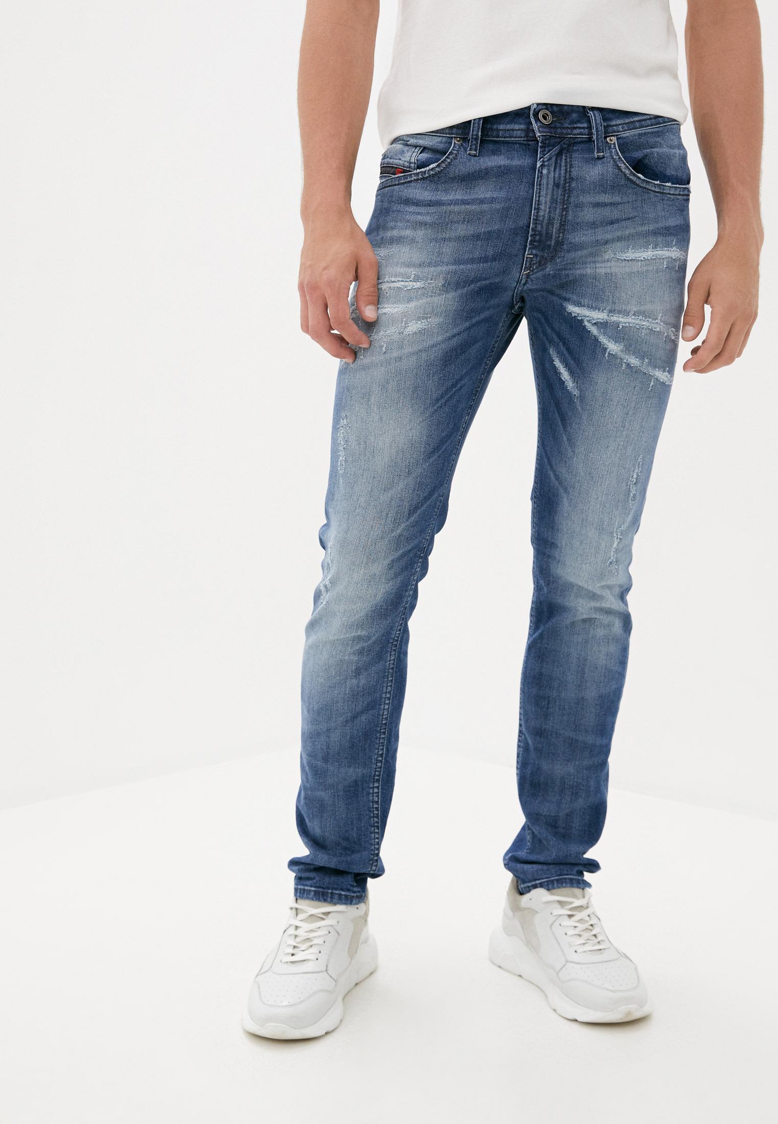 Зауженные джинсы Diesel (Дизель) 00SW1Q084QW