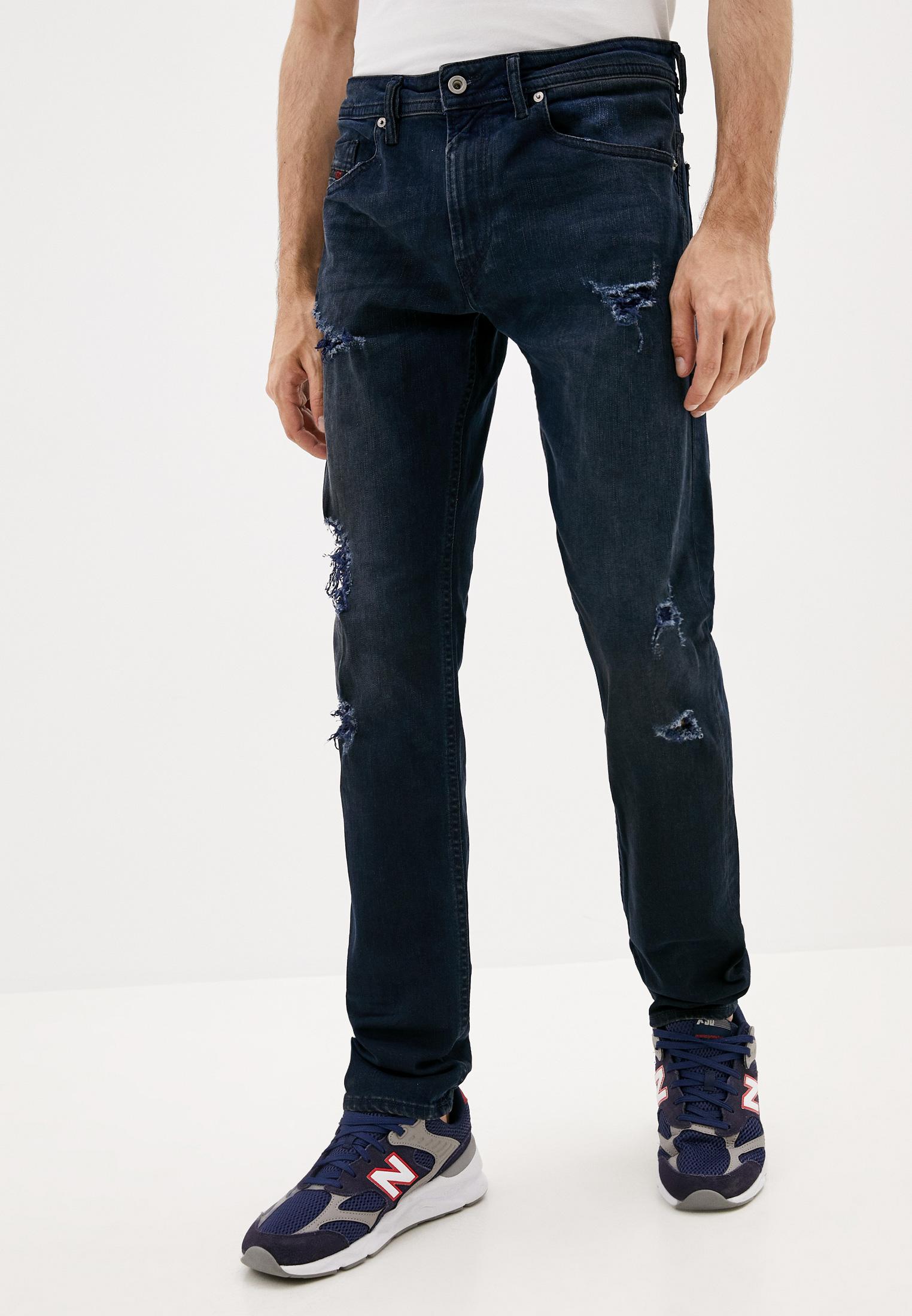 Зауженные джинсы Diesel (Дизель) 00SW1R084ND