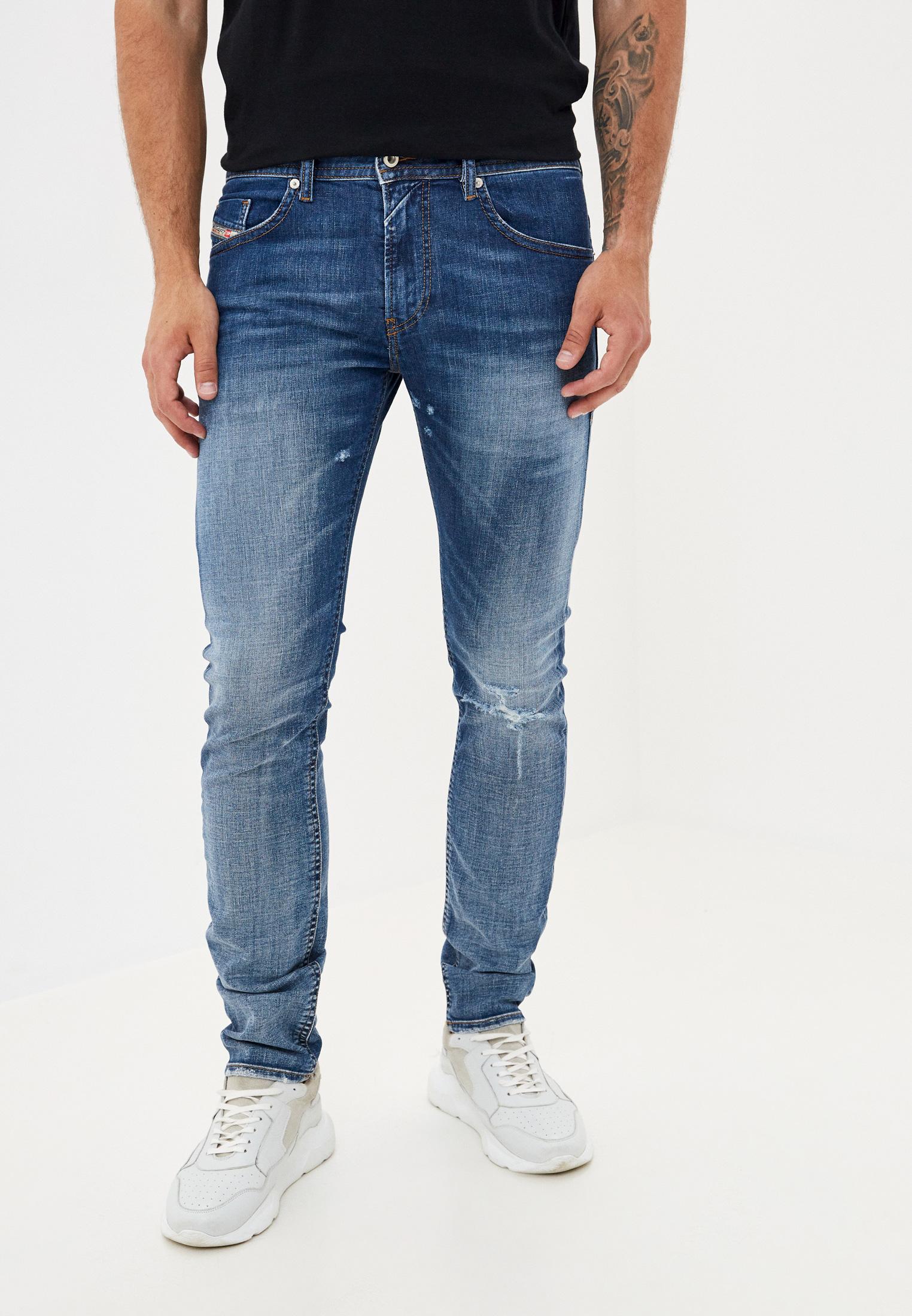Мужские зауженные джинсы Diesel (Дизель) 00SW1R084TW