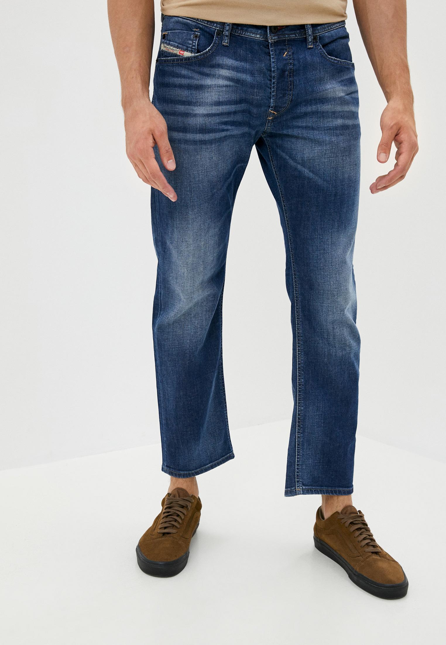 Мужские прямые джинсы Diesel (Дизель) 00S11A084GR