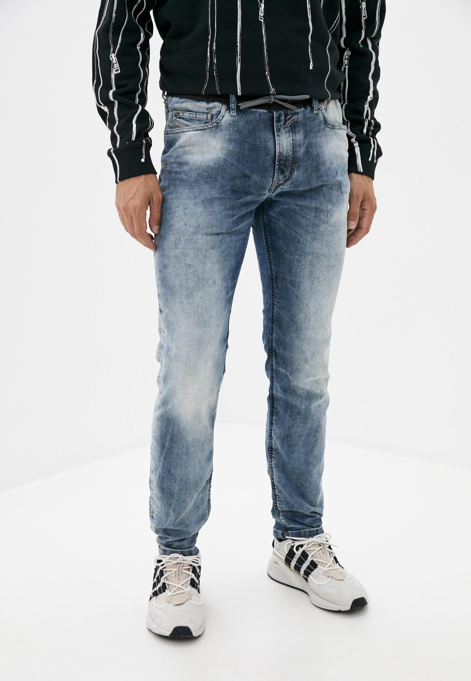 Мужские зауженные джинсы Diesel (Дизель) 00SQK80672A: изображение 1