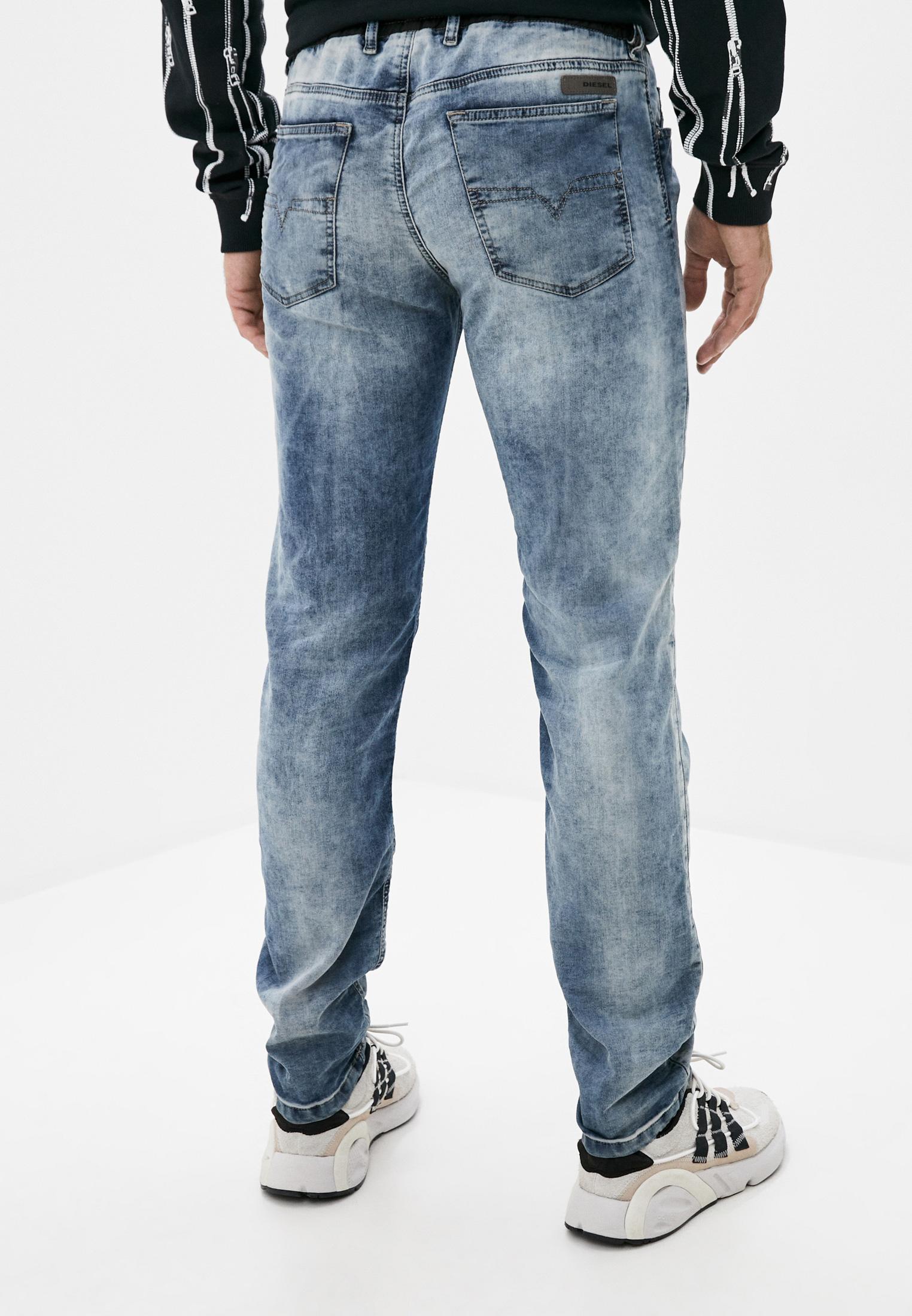 Мужские зауженные джинсы Diesel (Дизель) 00SQK80672A: изображение 3