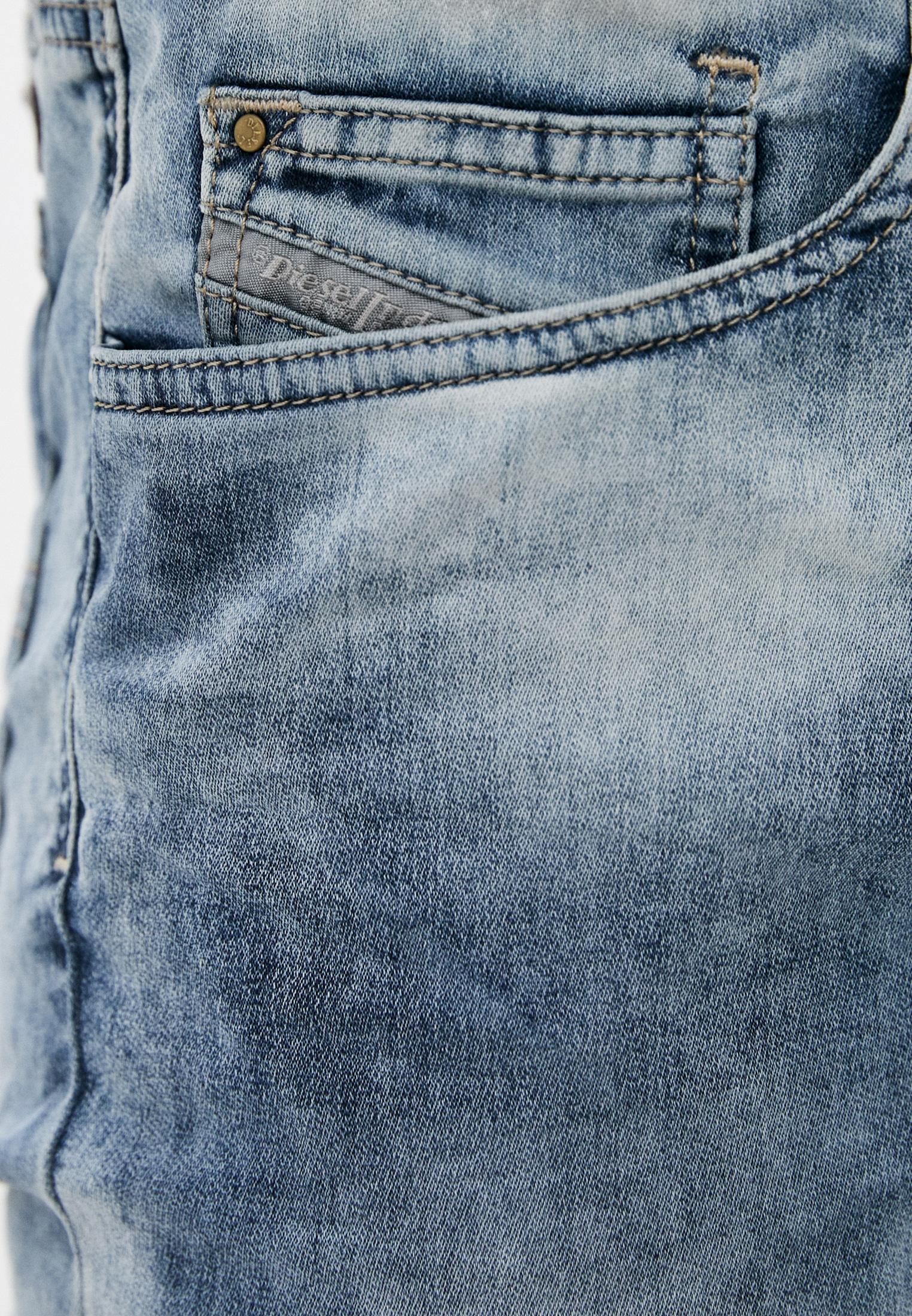Мужские зауженные джинсы Diesel (Дизель) 00SQK80672A: изображение 4