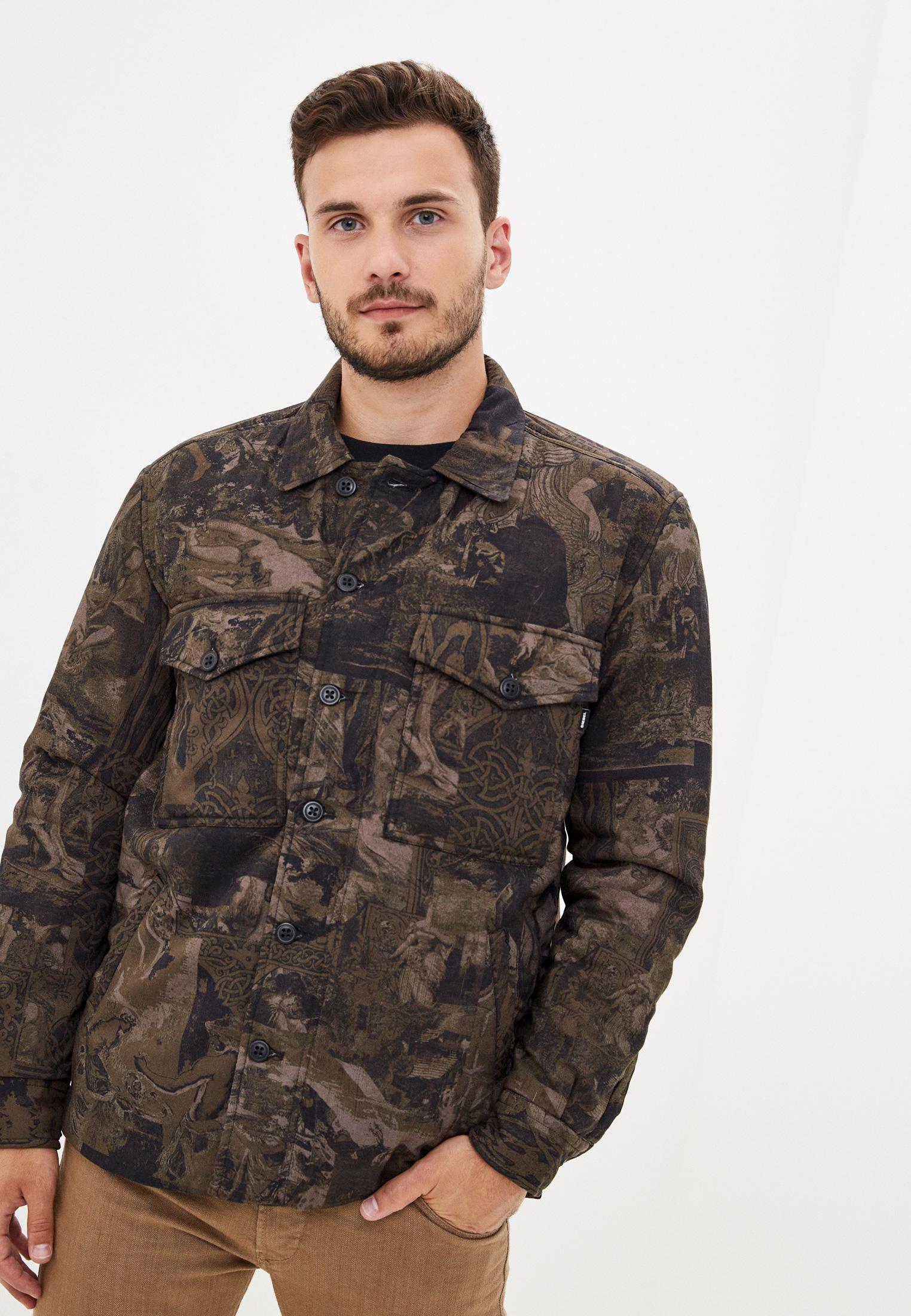 Утепленная куртка Diesel (Дизель) 00SKNC0JATI