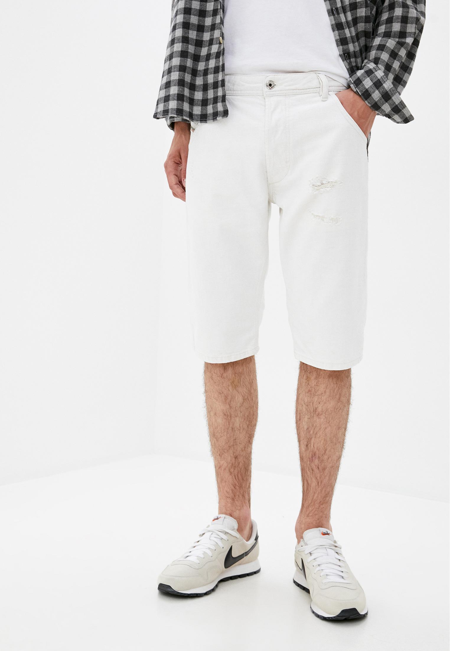 Мужские джинсовые шорты Diesel (Дизель) 00CKCHR6K37