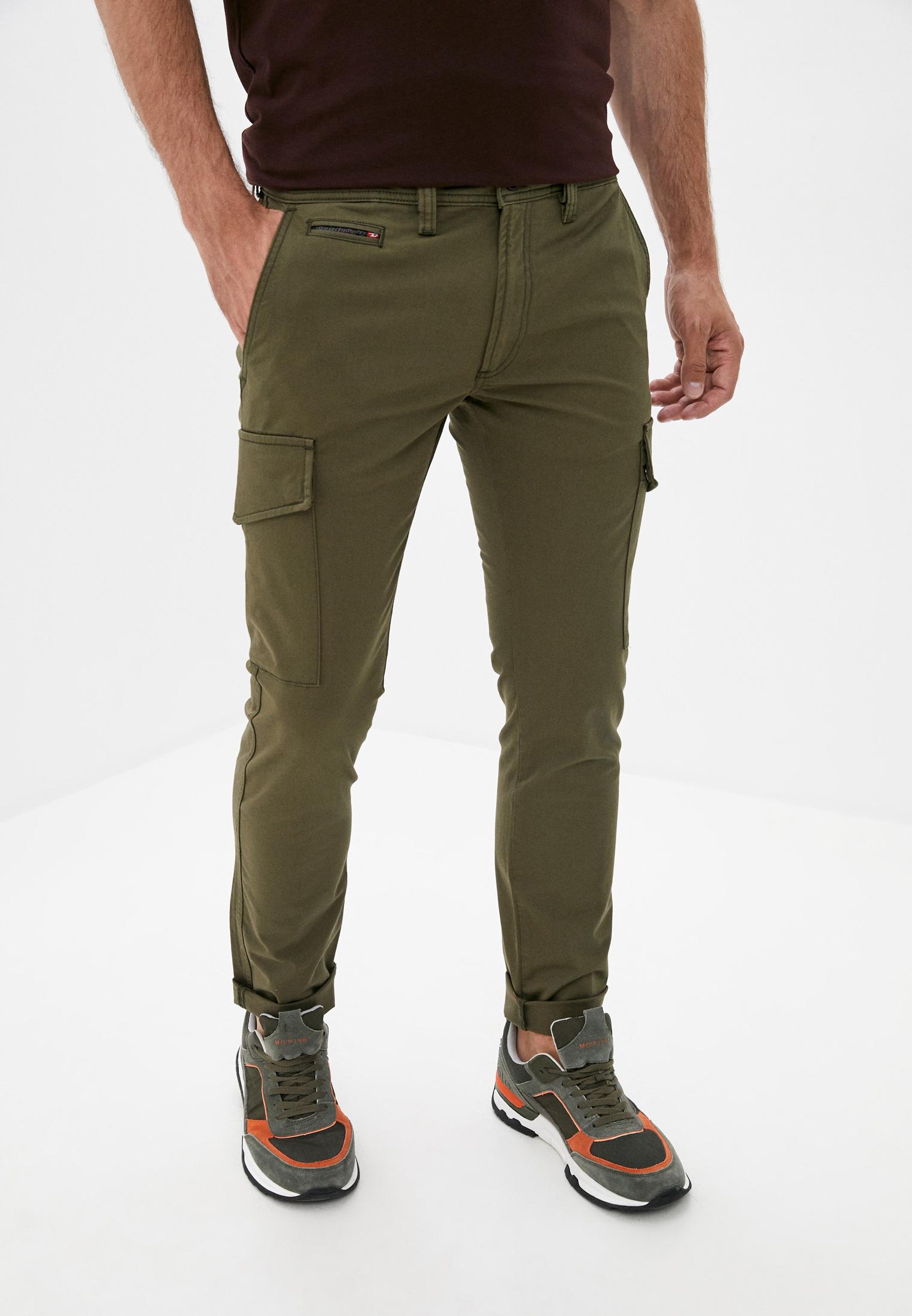Мужские брюки Diesel (Дизель) 00SA550CARP