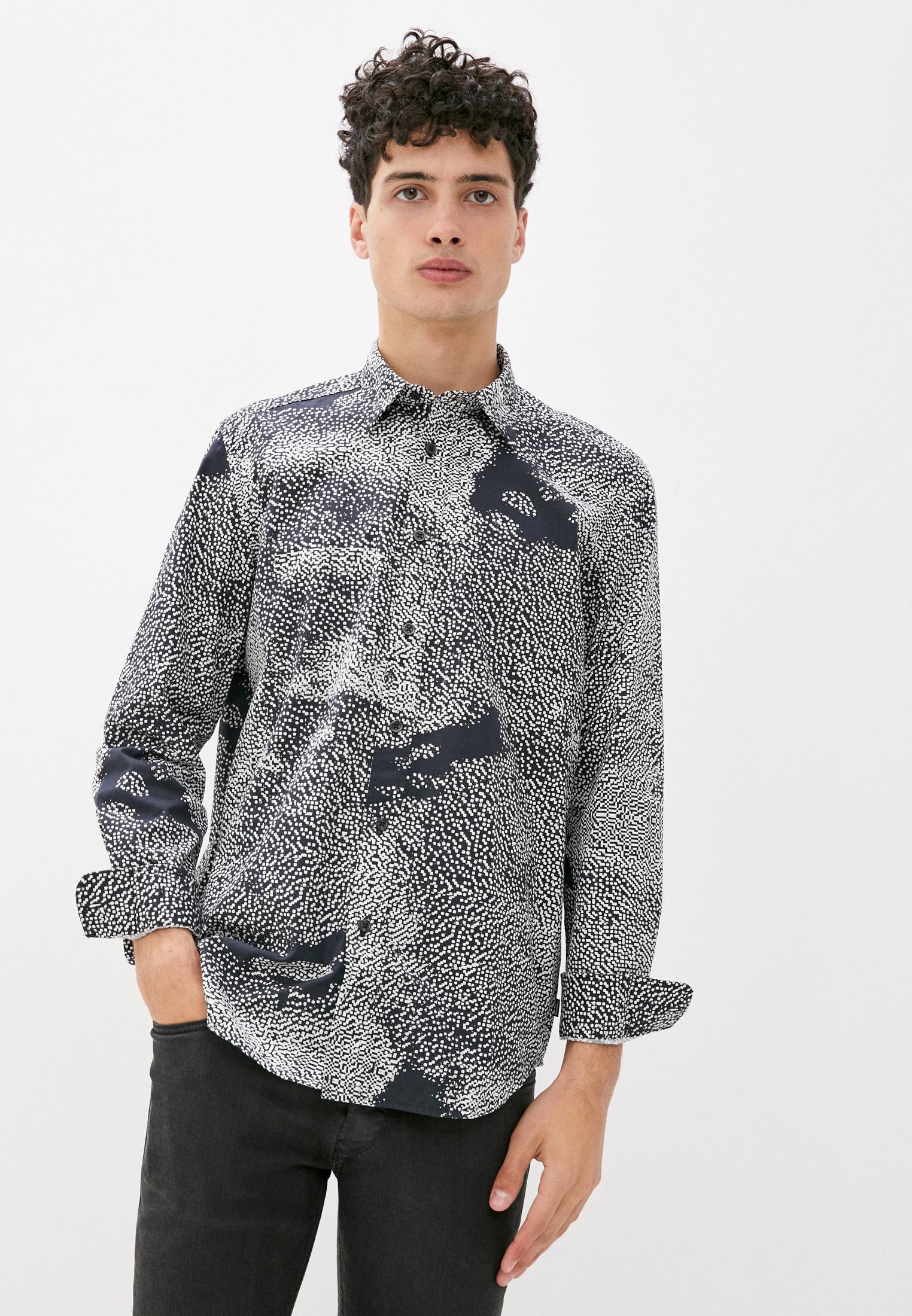 Рубашка с длинным рукавом Diesel (Дизель) 00SIWM0CAUR