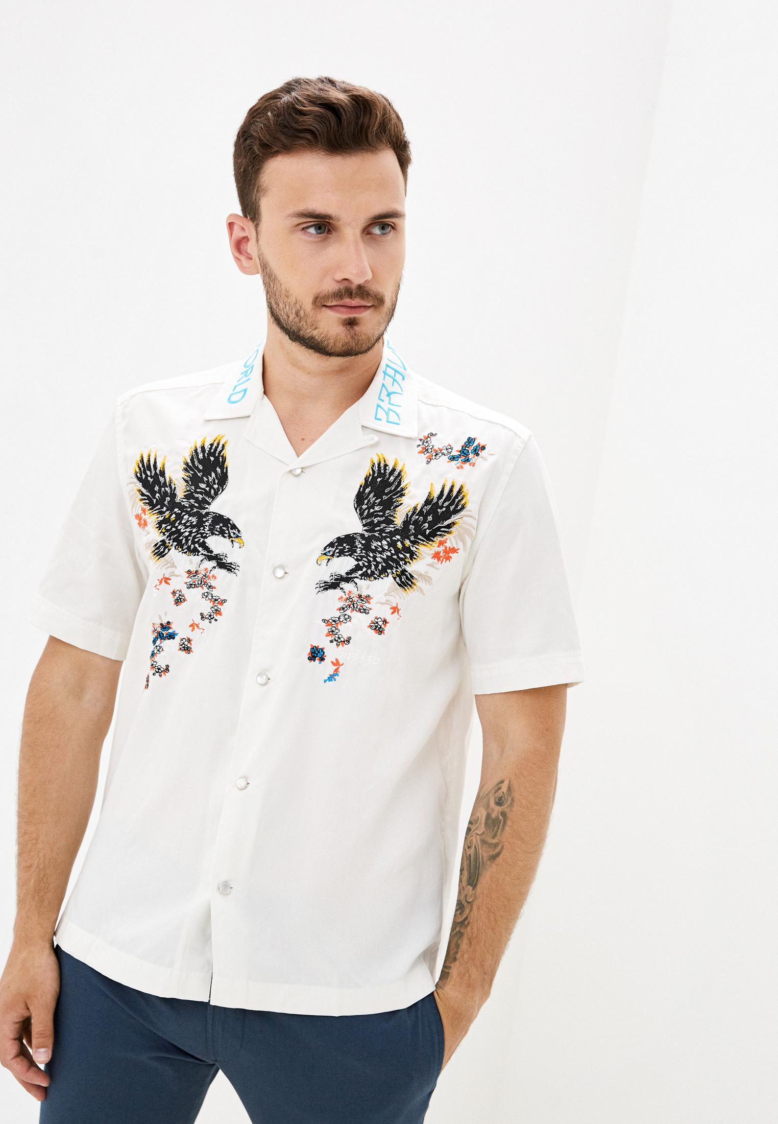 Рубашка с коротким рукавом Diesel (Дизель) 00SQTQ0GASR