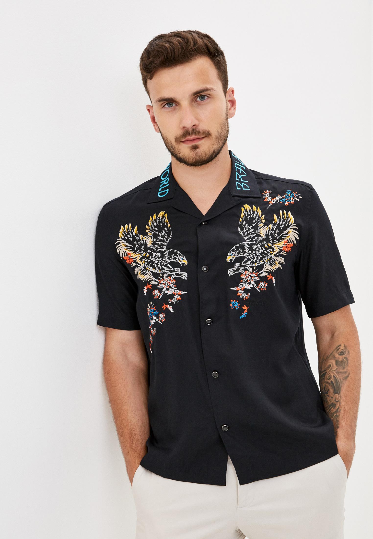 Рубашка с длинным рукавом Diesel (Дизель) 00SQTQ0GASR