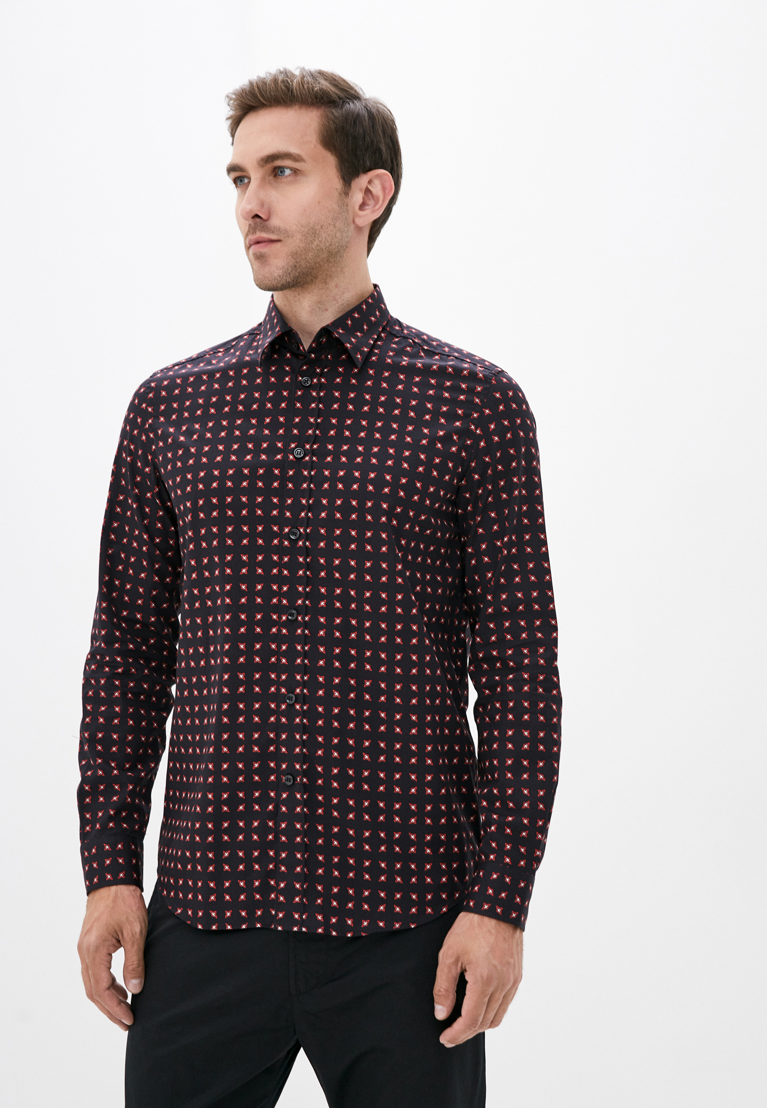 Рубашка с длинным рукавом Diesel (Дизель) 00SR2I0GAUX