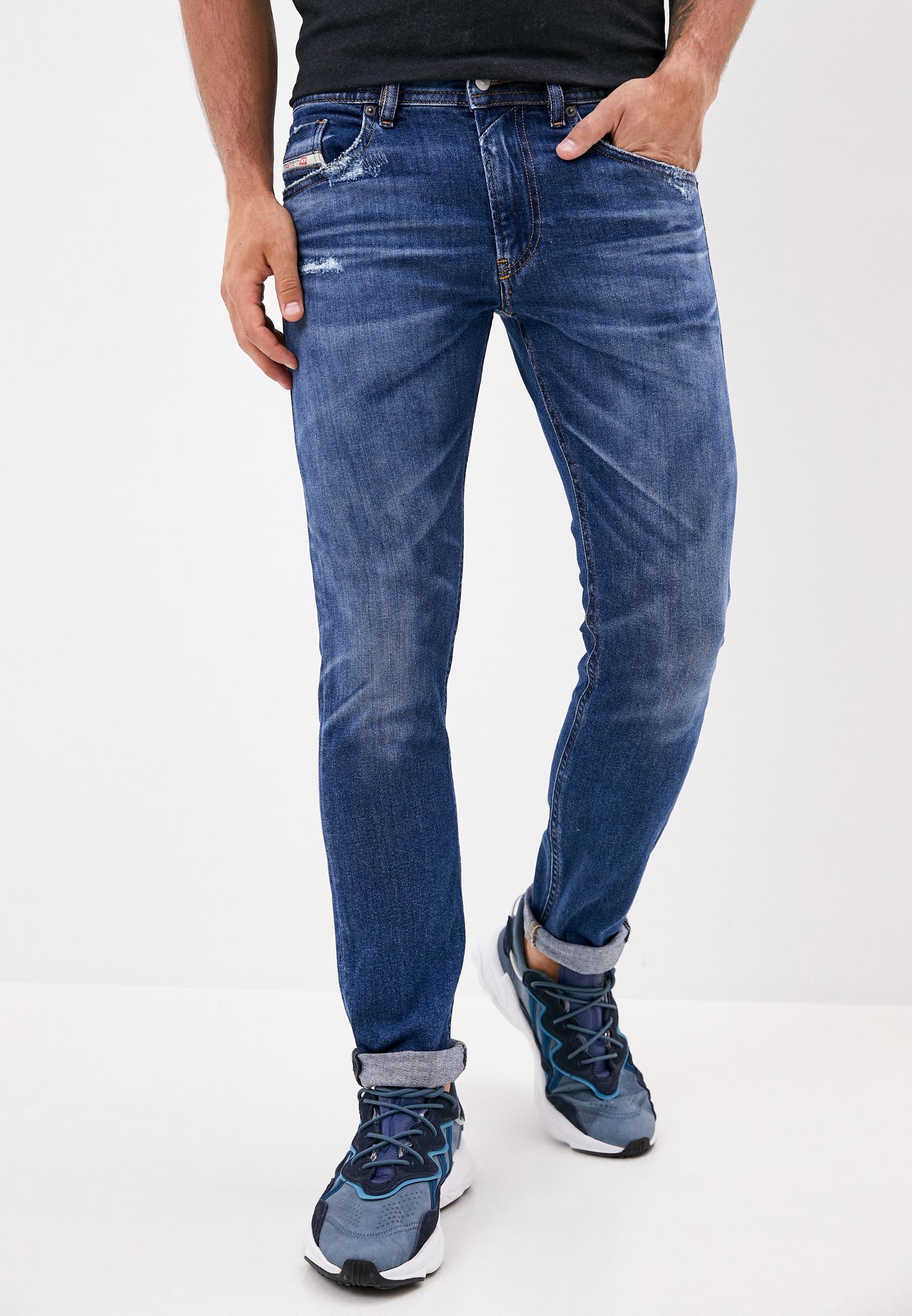 Мужские прямые джинсы Diesel (Дизель) 00SB6D009DE
