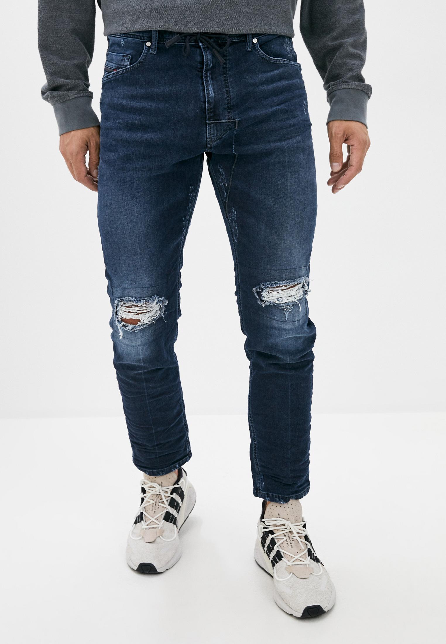 Мужские зауженные джинсы Diesel (Дизель) 00S48K084XN