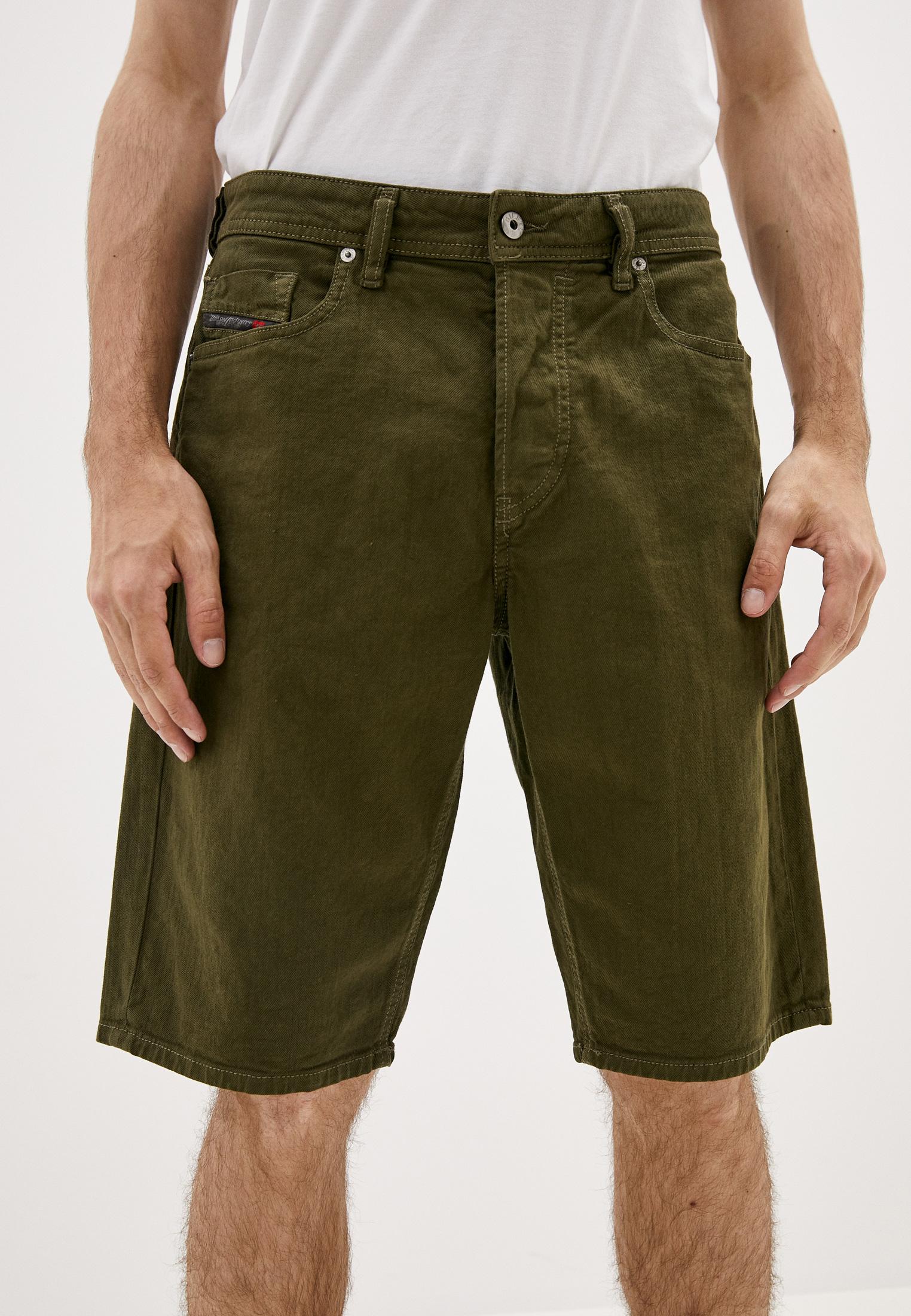 Мужские джинсовые шорты Diesel (Дизель) 00SD3VR6Q88