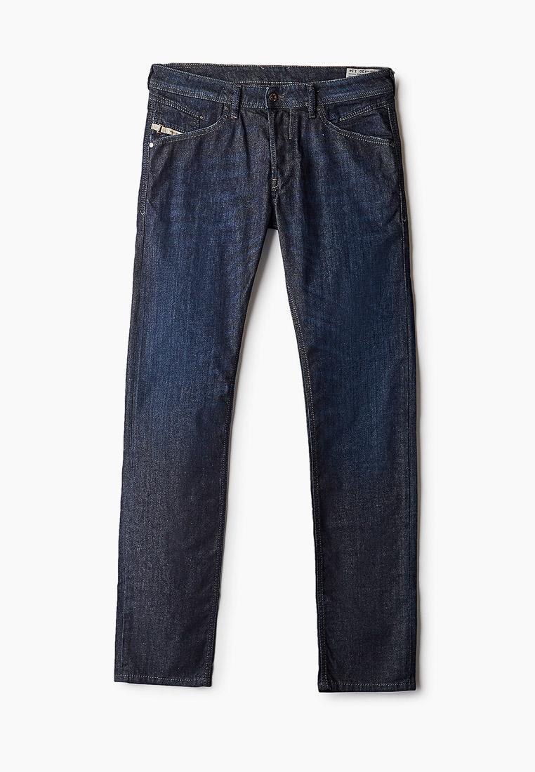 Зауженные джинсы Diesel (Дизель) 00S7VF084GM