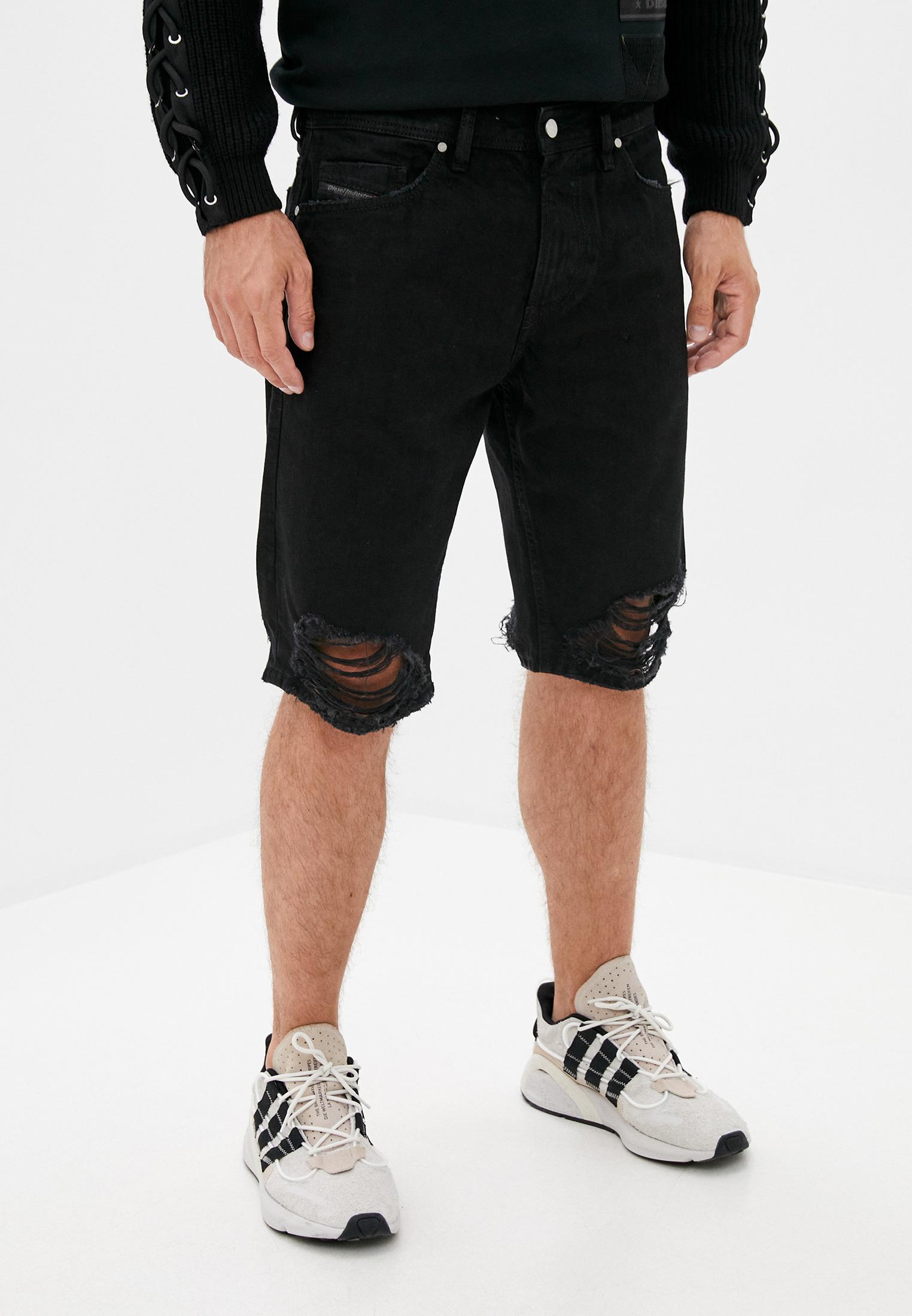 Мужские джинсовые шорты Diesel (Дизель) 00SD3U084SE