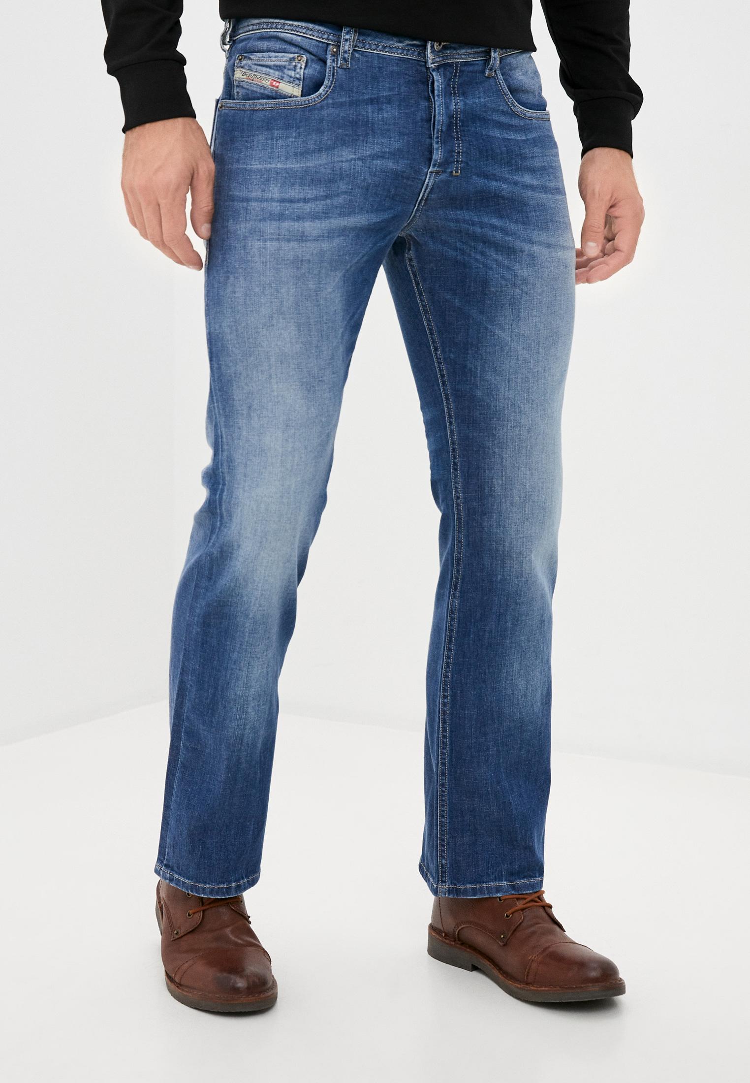 Мужские прямые джинсы Diesel (Дизель) 00ADS2R59R8