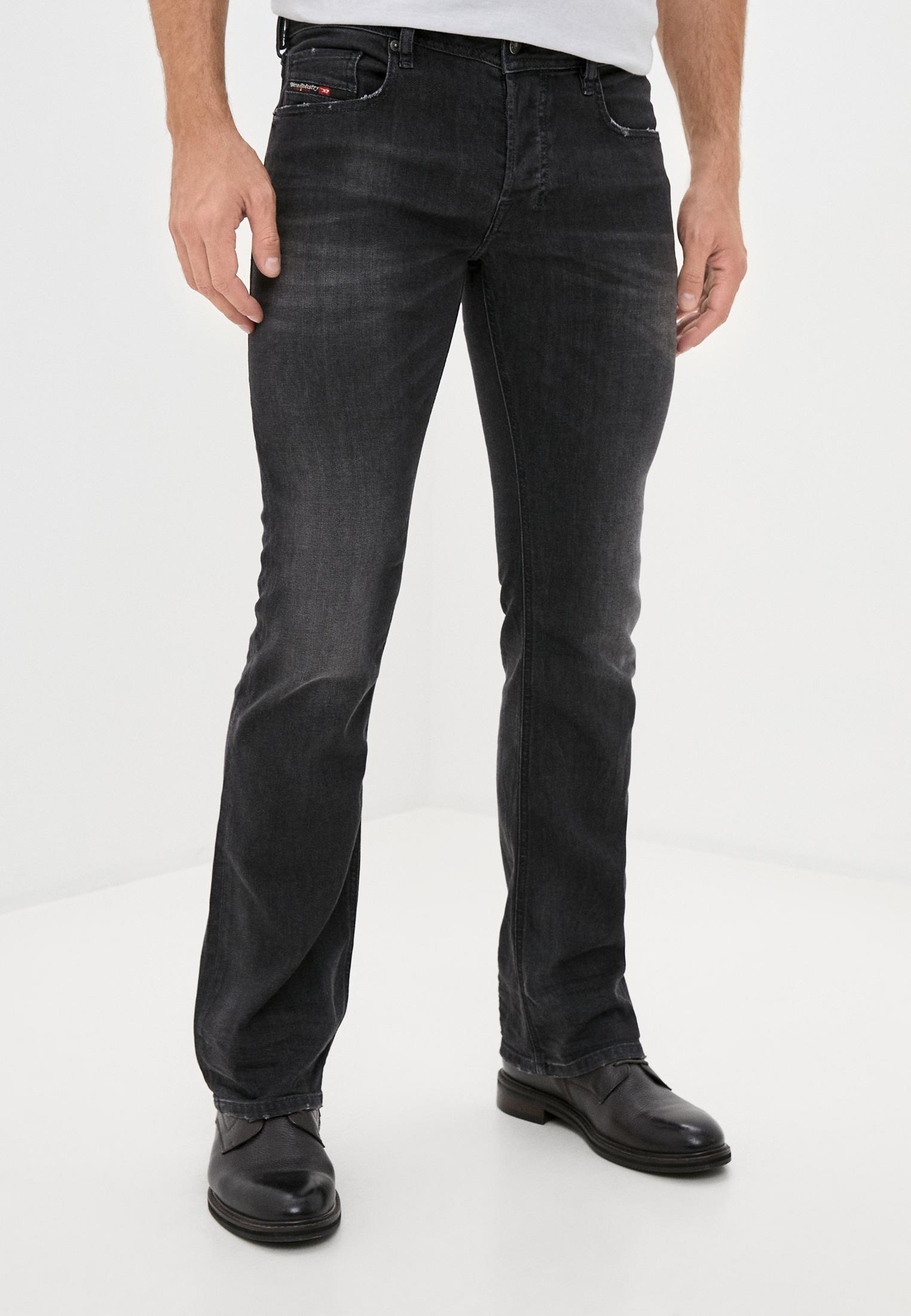 Мужские прямые джинсы Diesel (Дизель) 00ADS3082AS