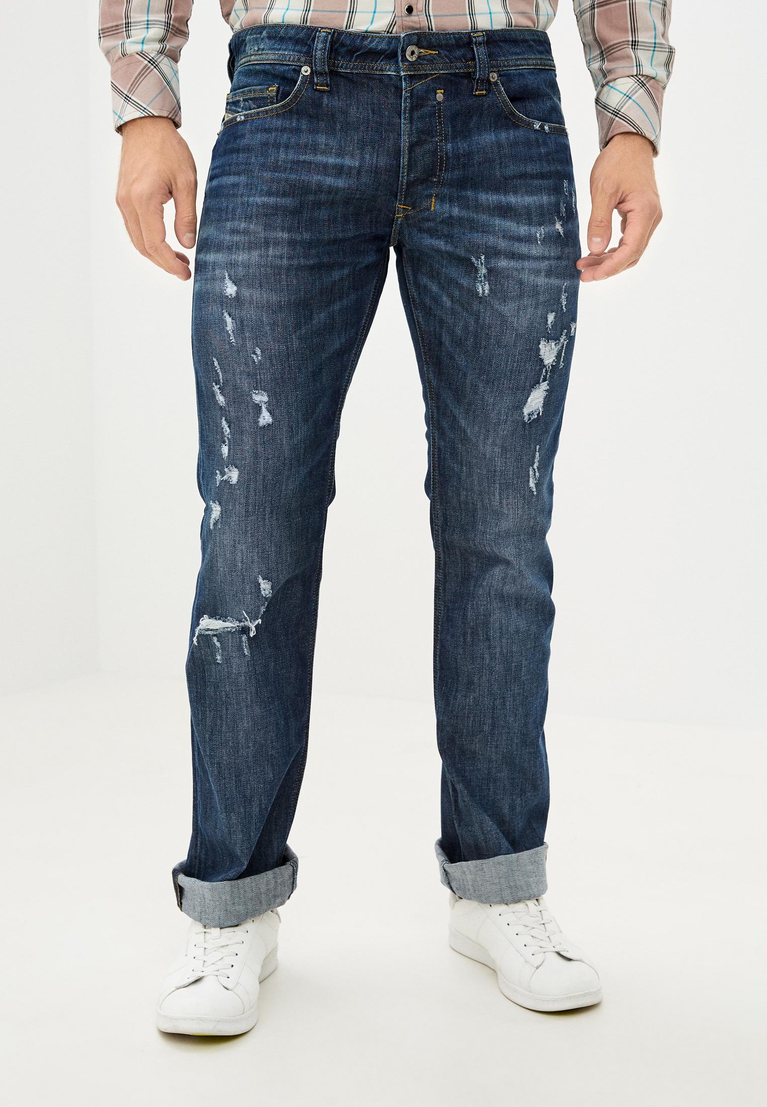 Мужские прямые джинсы Diesel (Дизель) 00C03GCN028