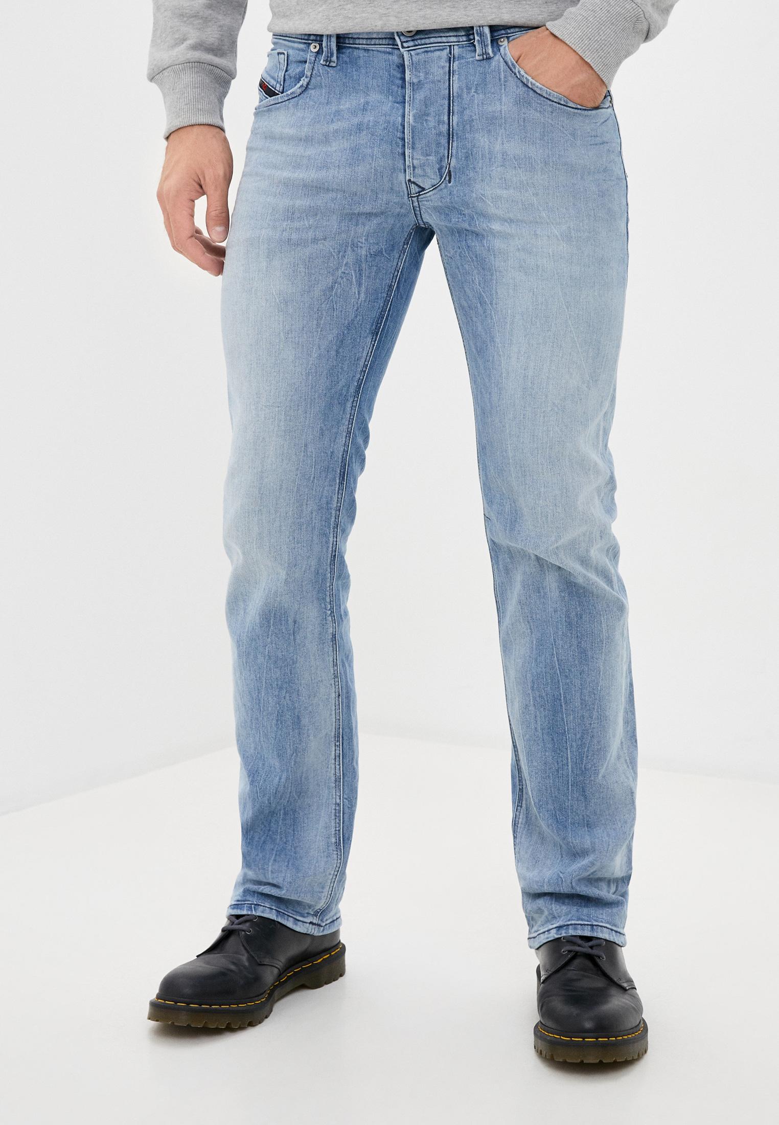 Мужские прямые джинсы Diesel (Дизель) 00C06Q081AL