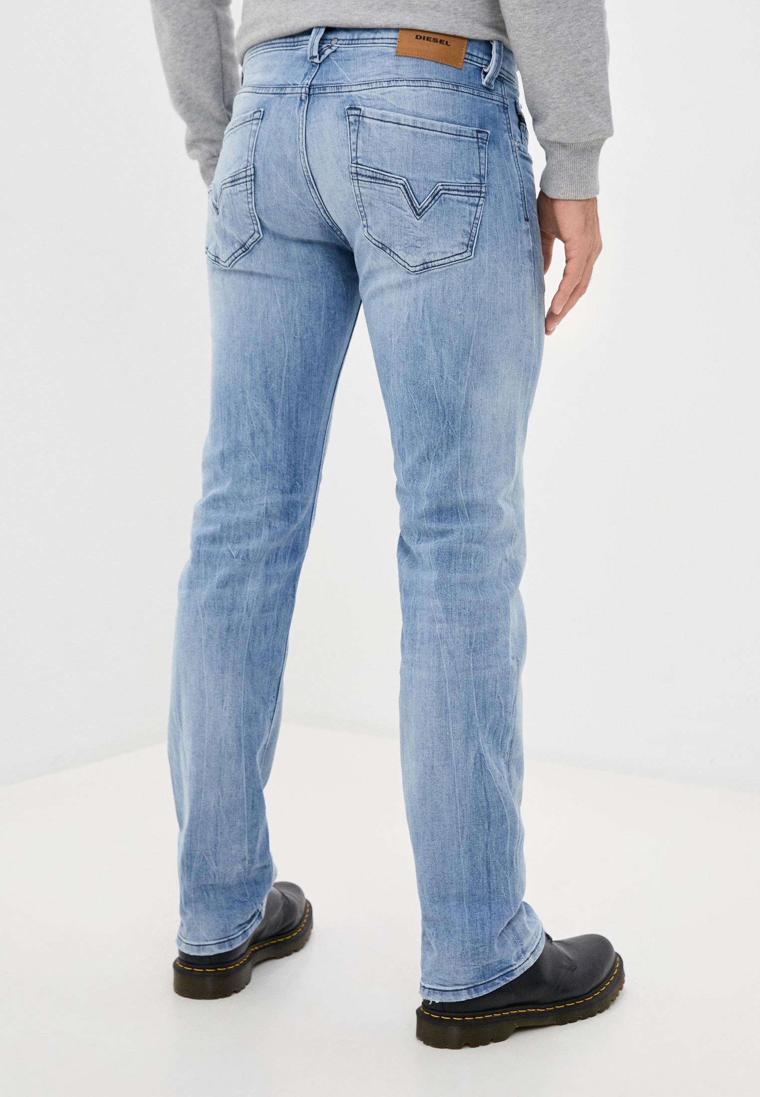 Мужские прямые джинсы Diesel (Дизель) 00C06Q081AL: изображение 3