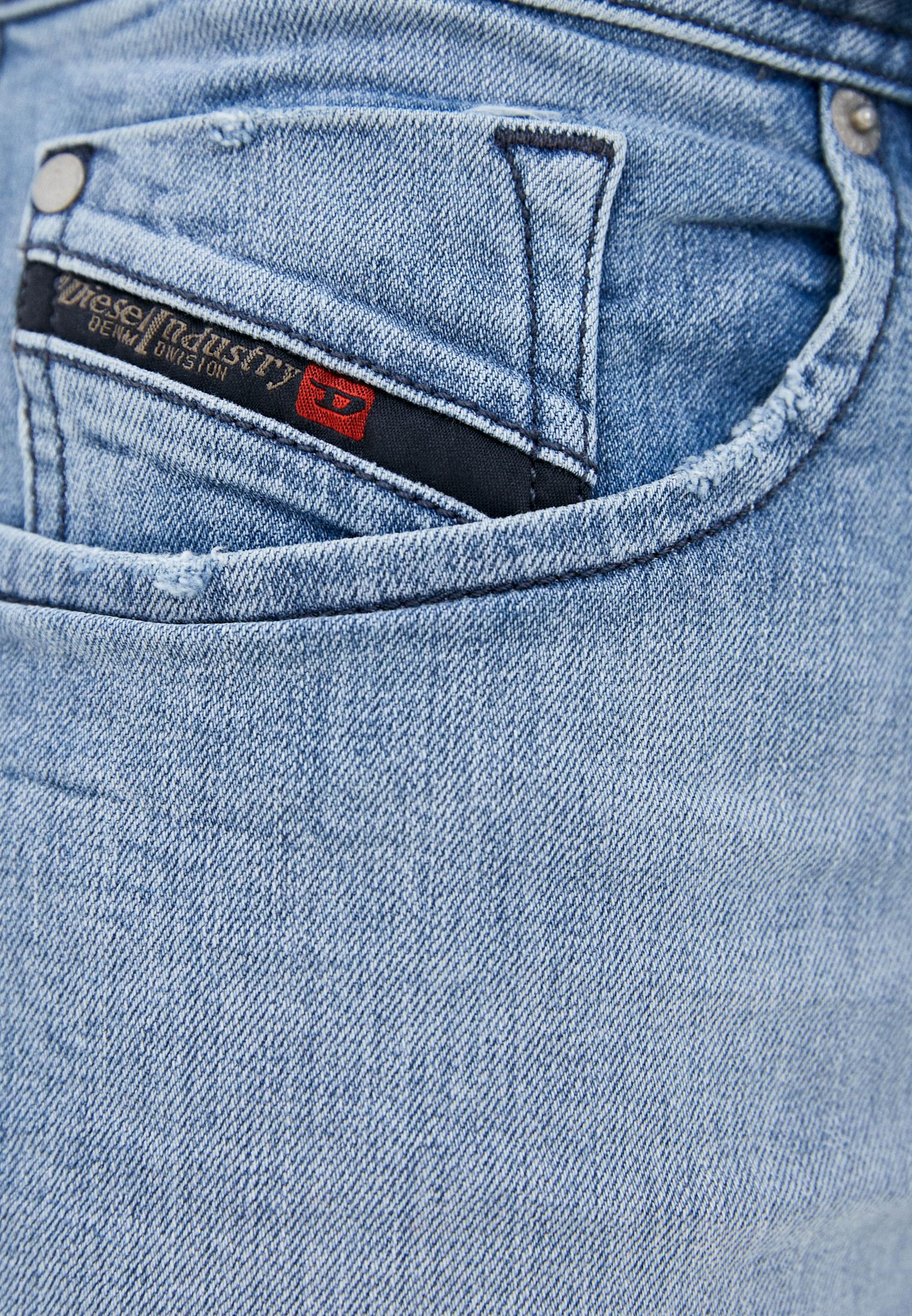 Мужские прямые джинсы Diesel (Дизель) 00C06Q081AL: изображение 4