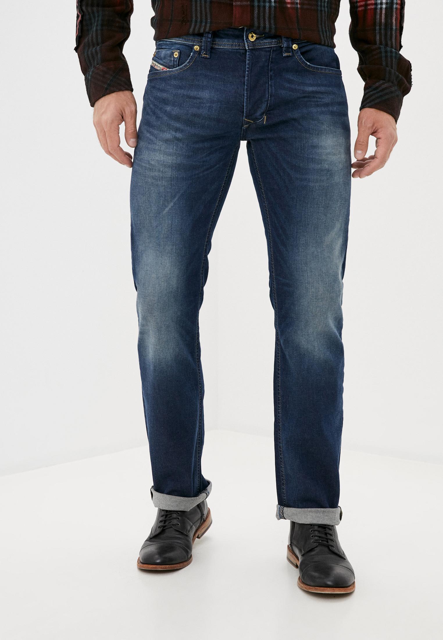 Мужские прямые джинсы Diesel (Дизель) 00C06Q0853R