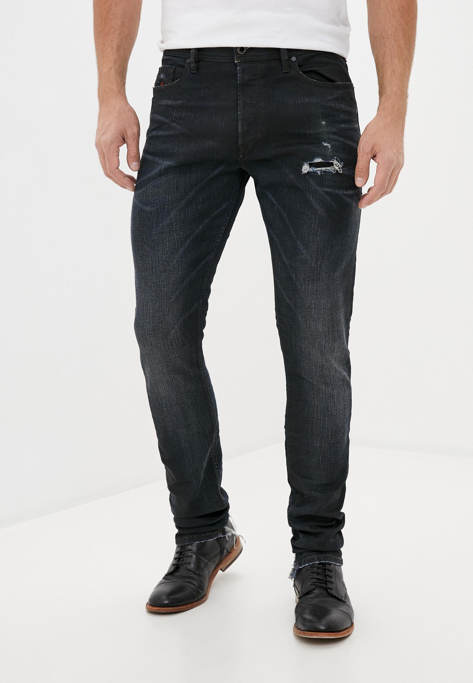 Мужские прямые джинсы Diesel (Дизель) 00CKRJ080AD