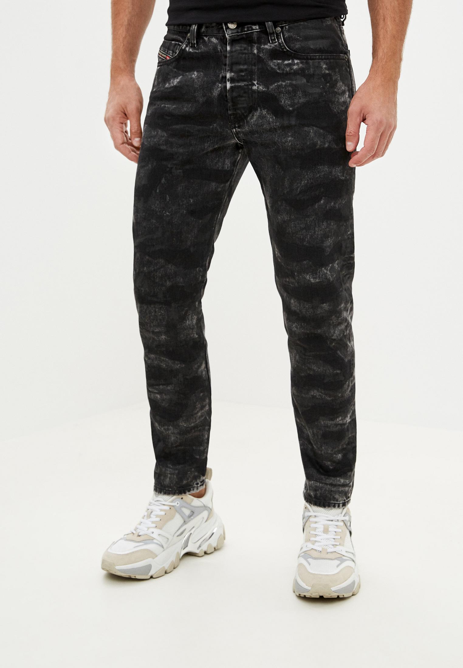 Мужские зауженные джинсы Diesel (Дизель) 00S0D6083AH