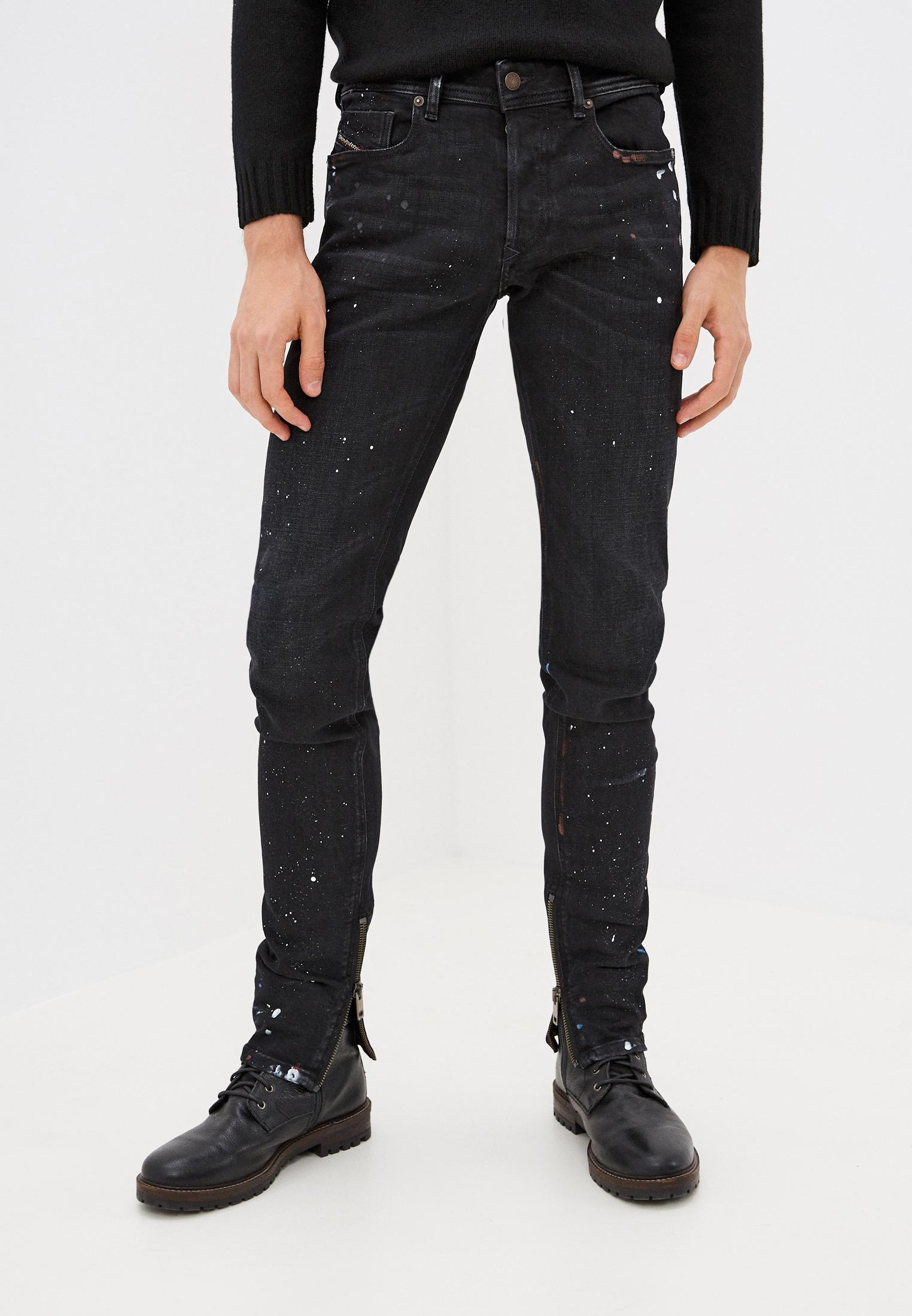 Зауженные джинсы Diesel (Дизель) 00S0QF0093X