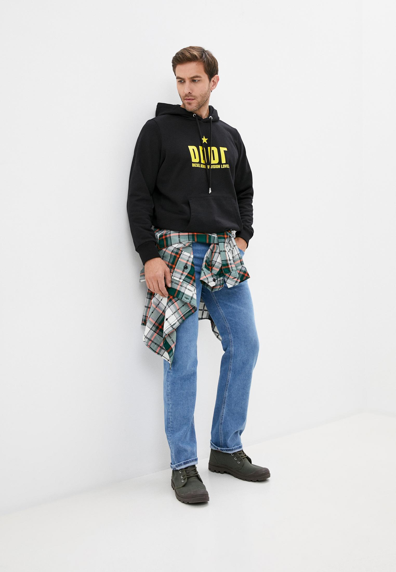 Мужские прямые джинсы Diesel (Дизель) 00S11CR48RA: изображение 2