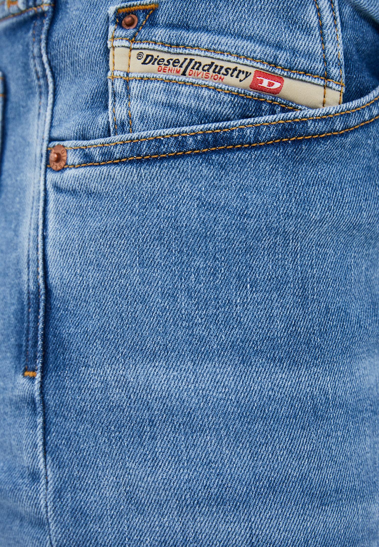 Мужские прямые джинсы Diesel (Дизель) 00S11CR48RA: изображение 4