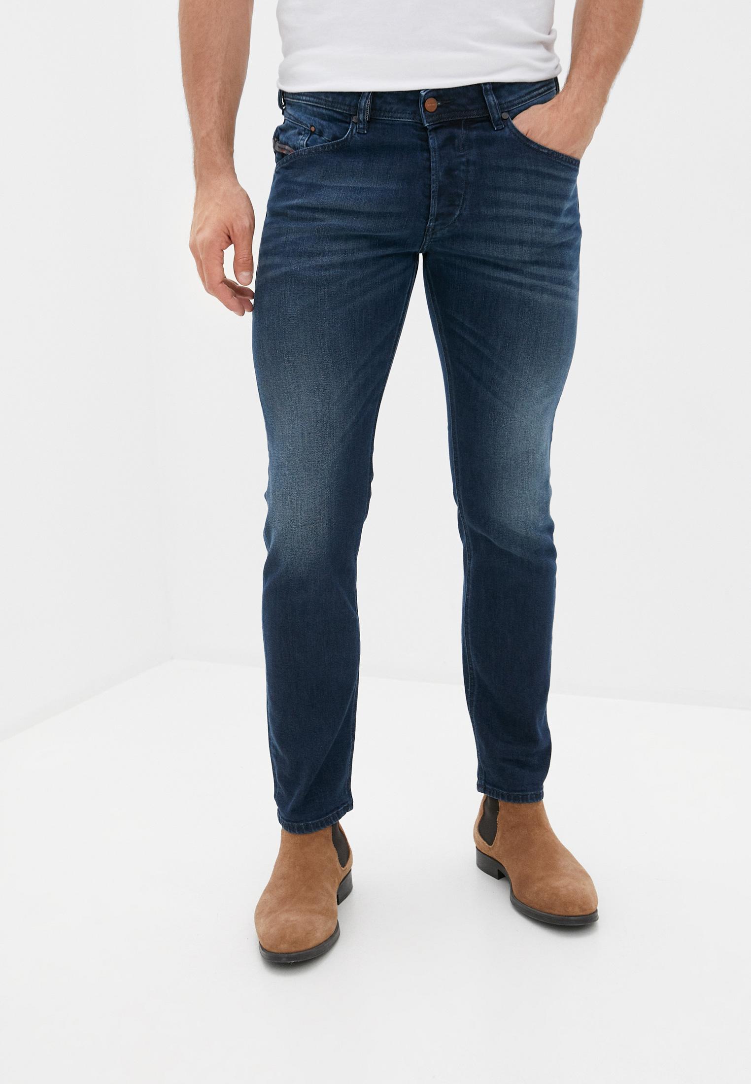 Мужские зауженные джинсы Diesel (Дизель) 00S4IM087AS