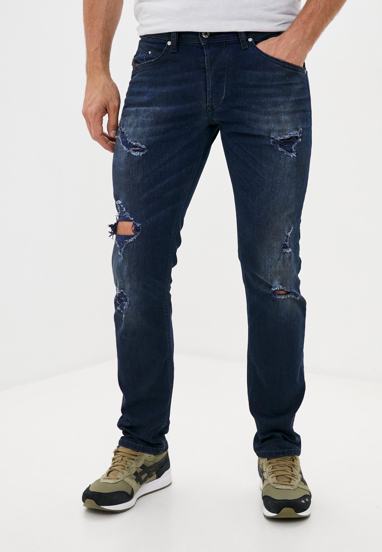 Мужские прямые джинсы Diesel (Дизель) 00S4IN084ND