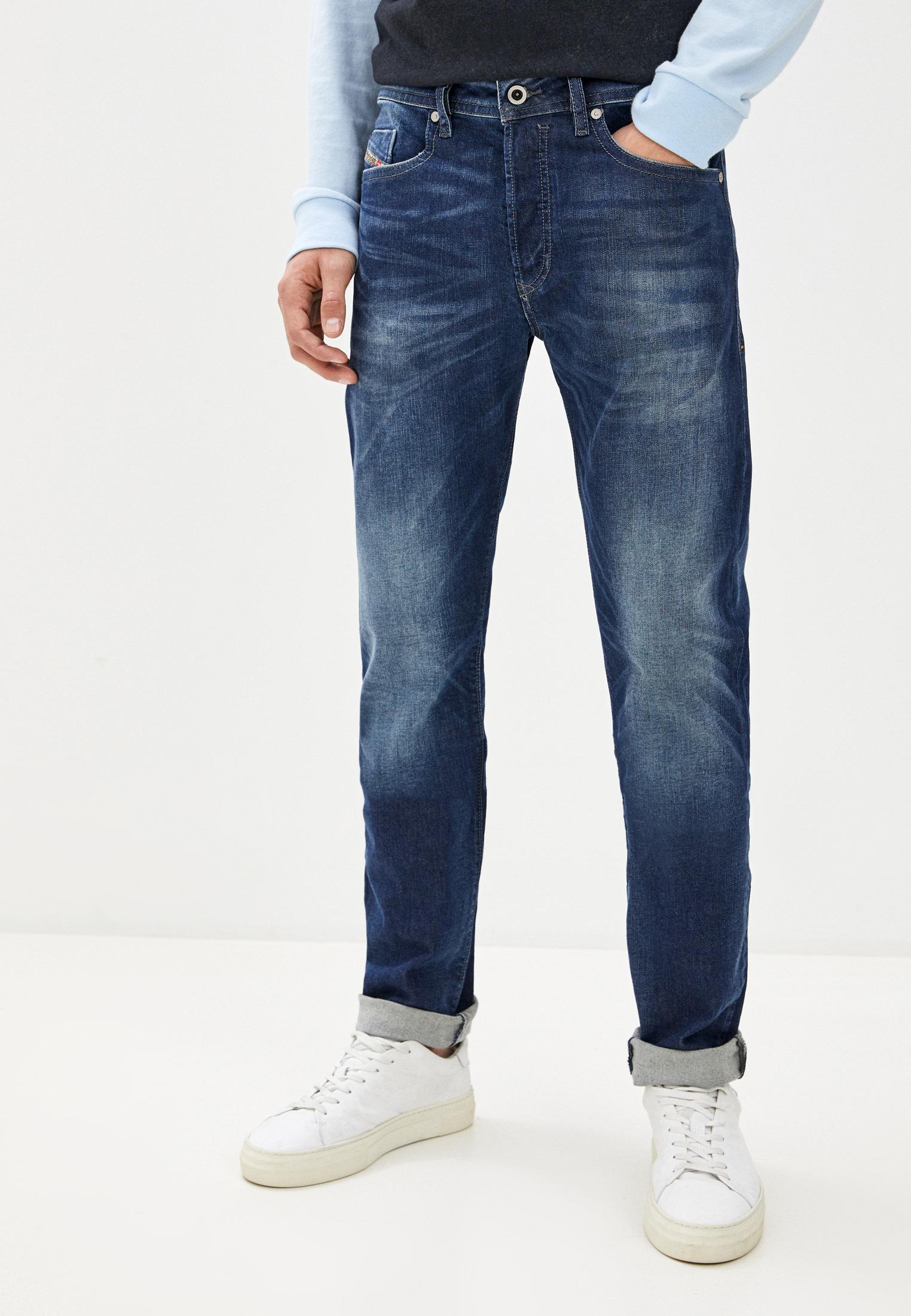 Мужские прямые джинсы Diesel (Дизель) 00SDHC0853R