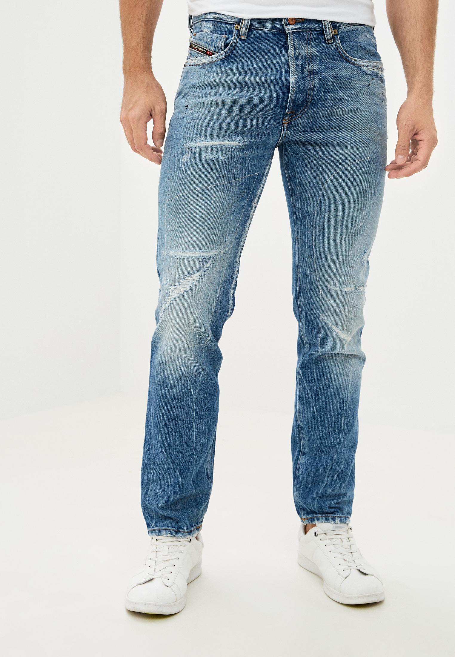 Мужские прямые джинсы Diesel (Дизель) 00SH3R0078B