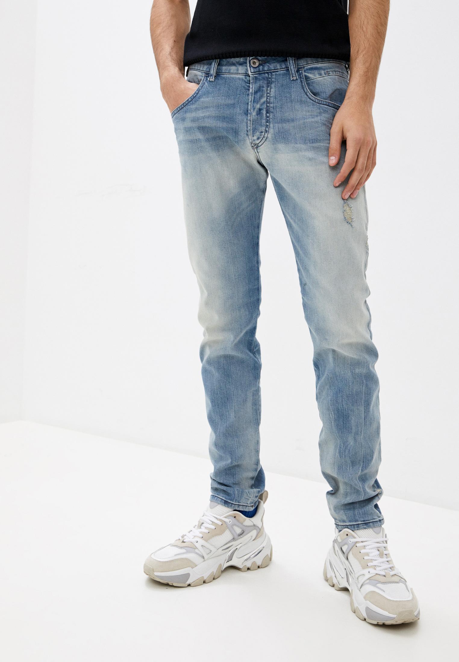 Зауженные джинсы Diesel (Дизель) 00SSLM081AP