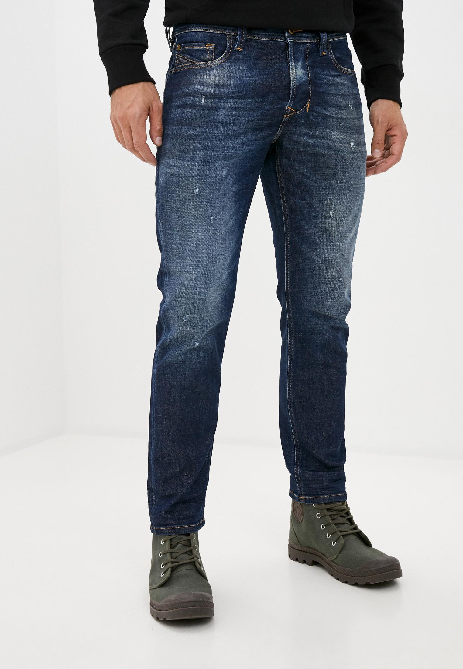 Мужские зауженные джинсы Diesel (Дизель) 00SU1W087AT