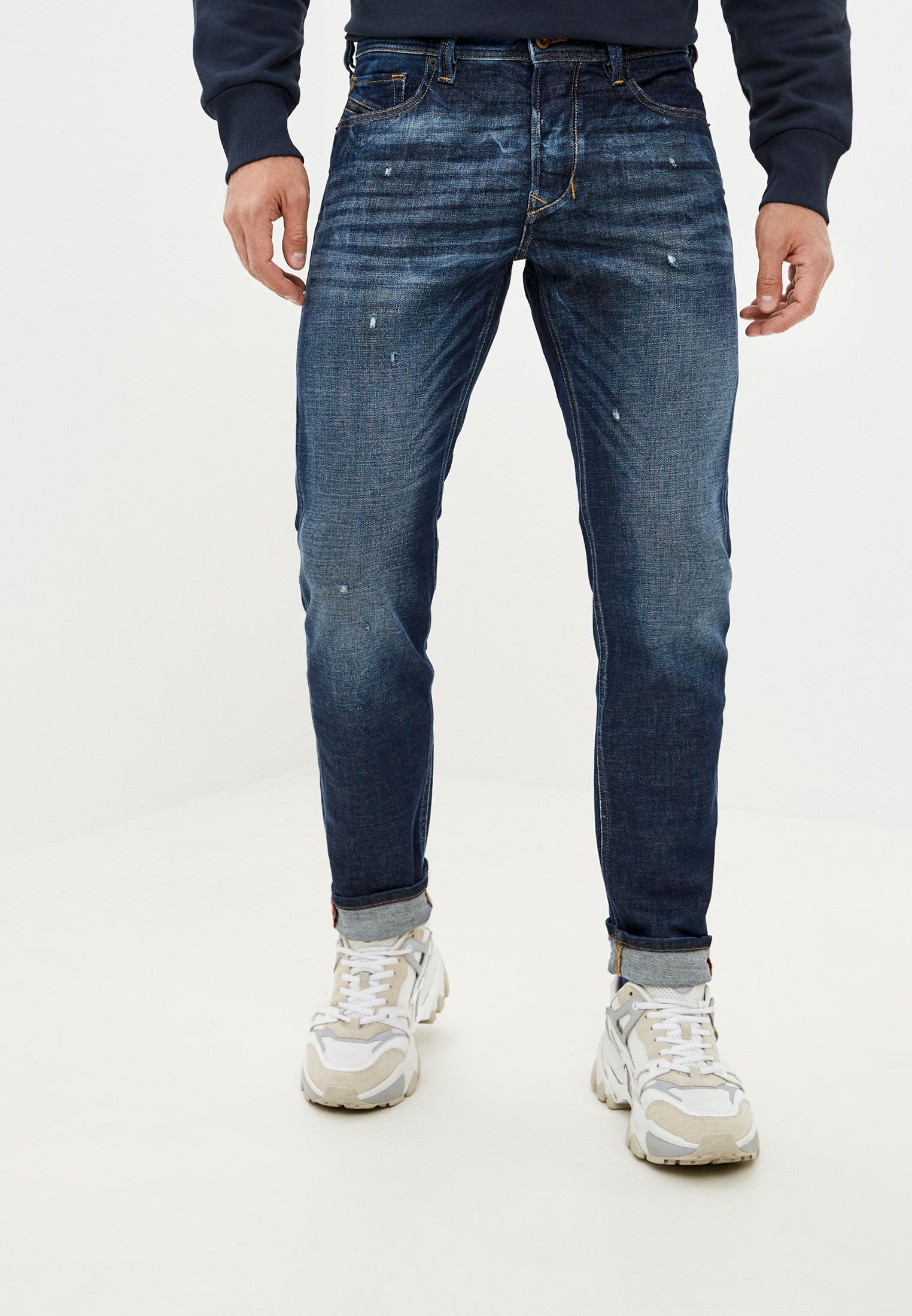 Мужские зауженные джинсы Diesel (Дизель) 00SU1X087AT