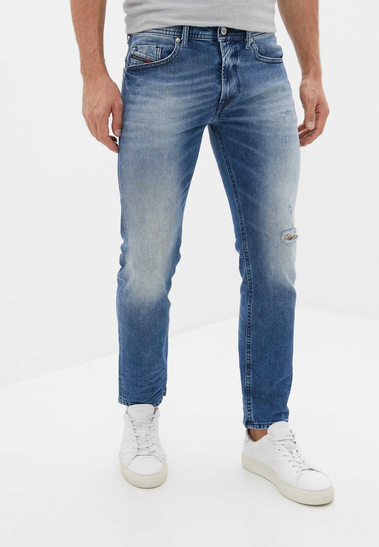 Мужские зауженные джинсы Diesel (Дизель) 00SW1PR8Q1A