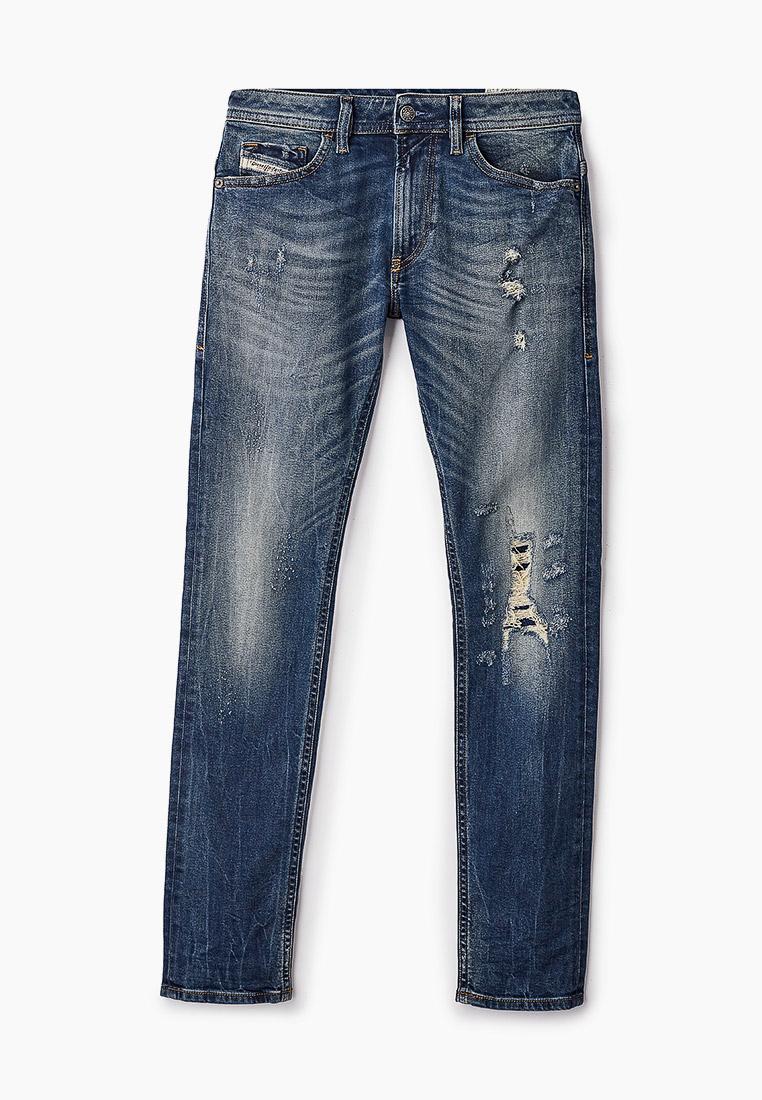 Зауженные джинсы Diesel (Дизель) 00SW1Q083AC