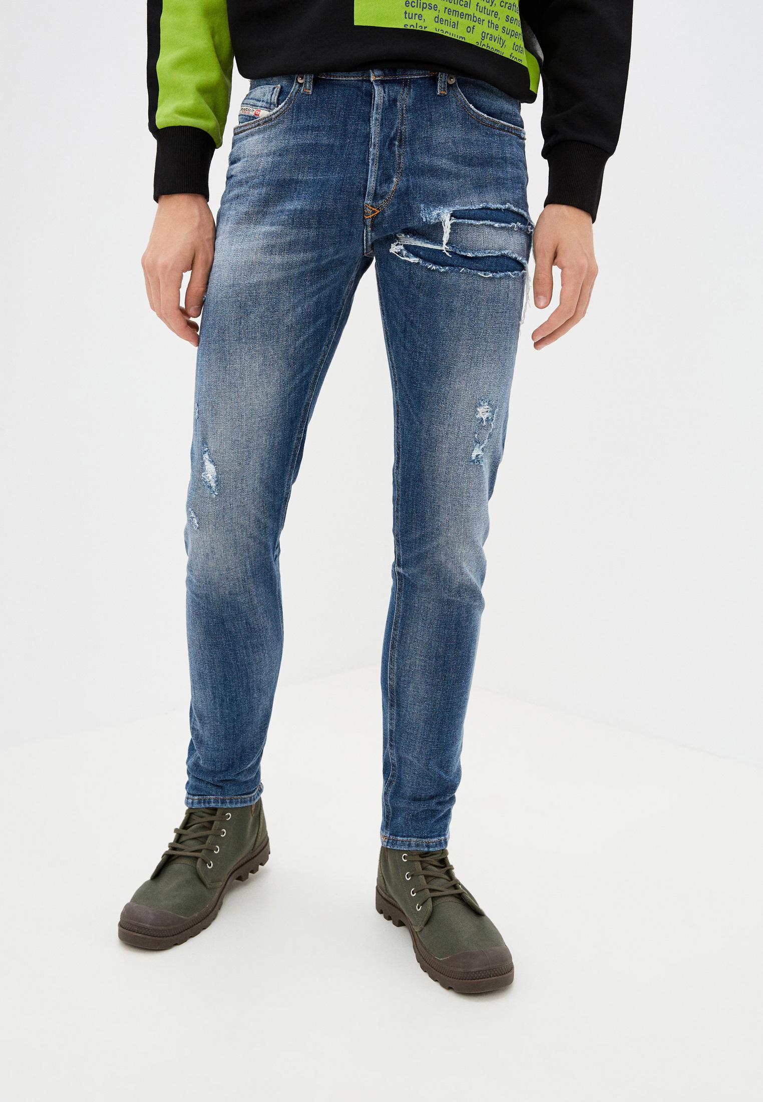 Зауженные джинсы Diesel (Дизель) 00SWID0890X