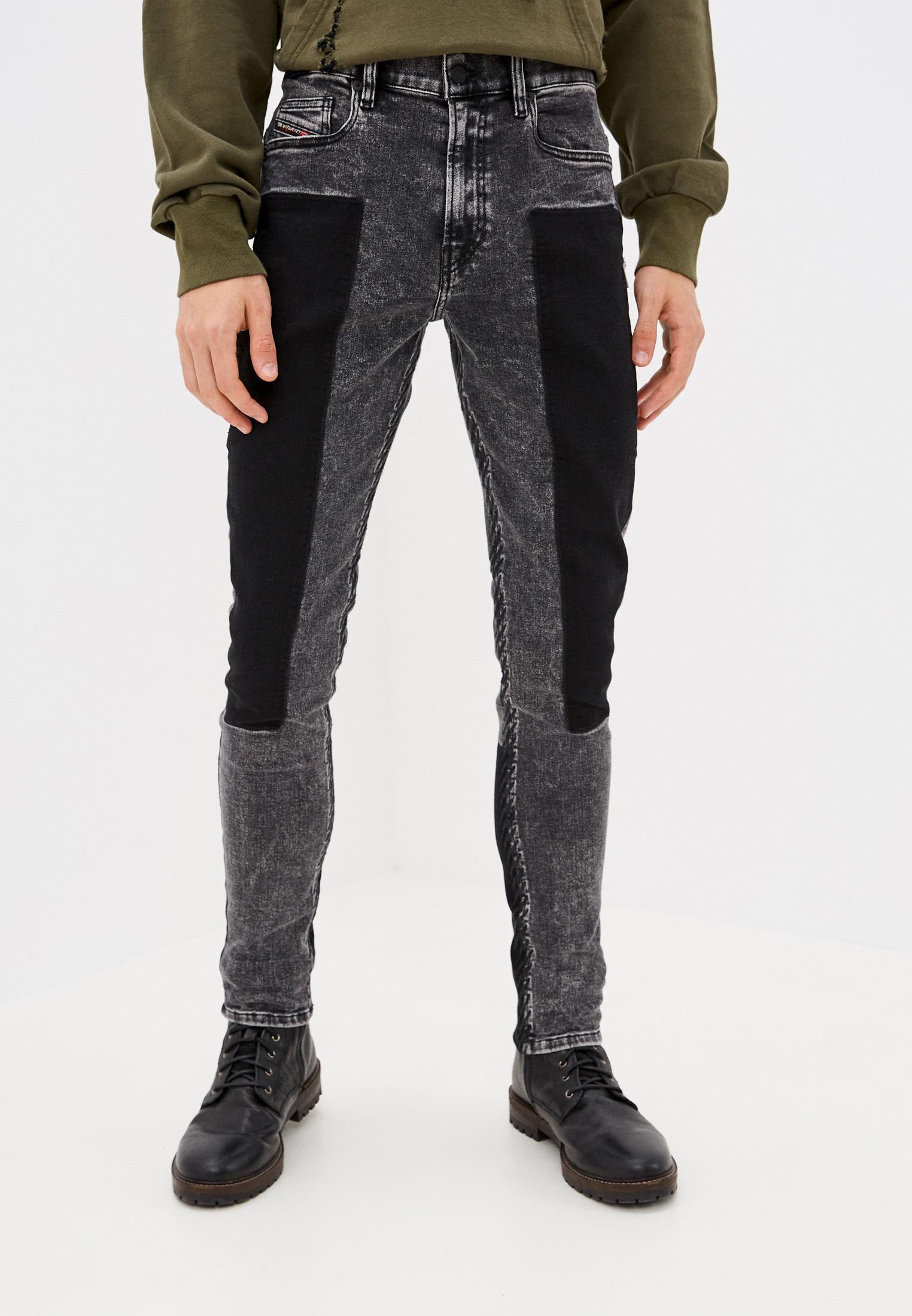 Мужские зауженные джинсы Diesel (Дизель) 00SXS40890T