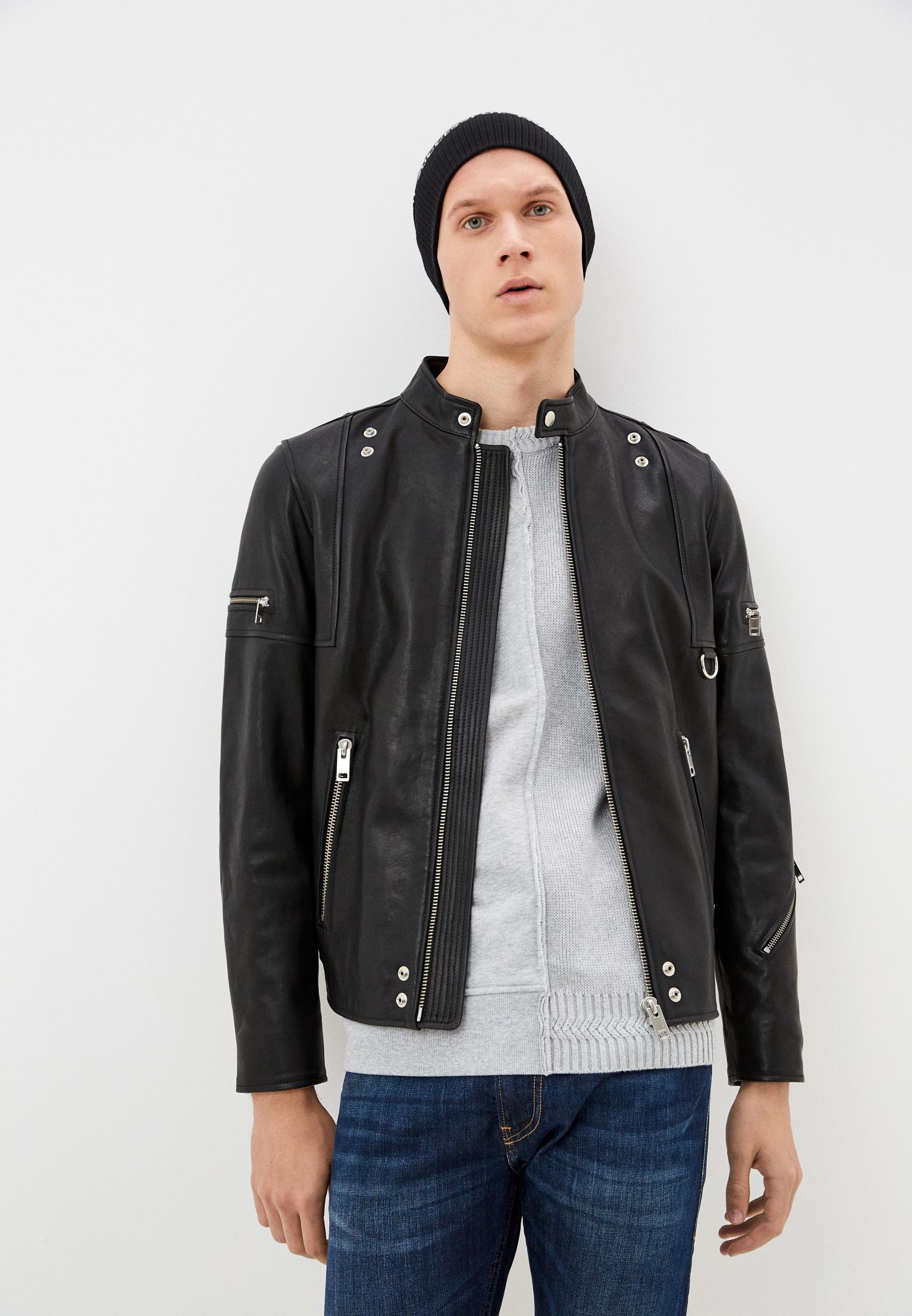 Кожаная куртка Diesel (Дизель) 00SW5G0KAUV